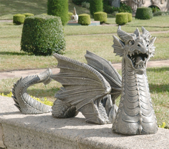 The Dragon Of Falkenberg Castle