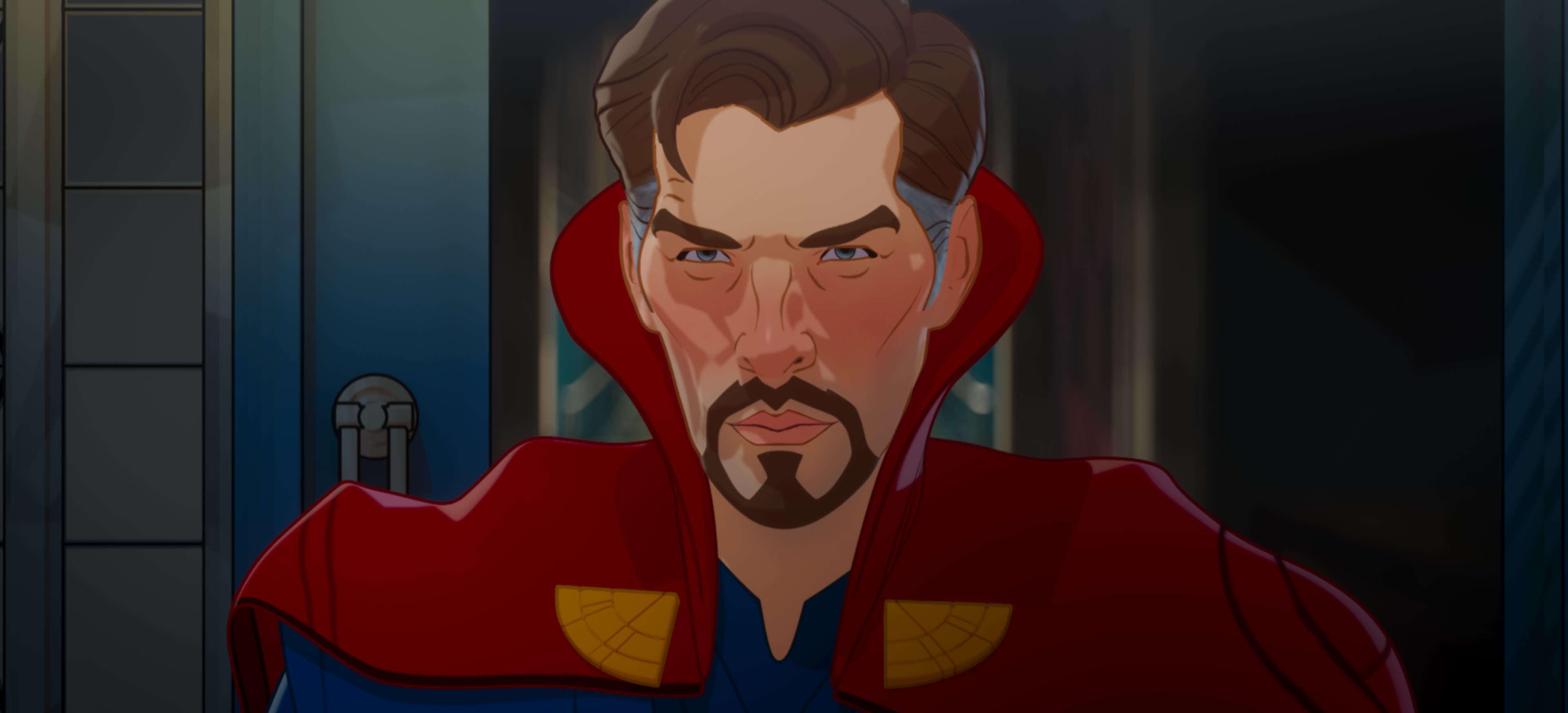 Jeffrey Wright, aka Uatu the Watcher, teases emotional Doctor Strange episode of 'Marvel's What If...?'