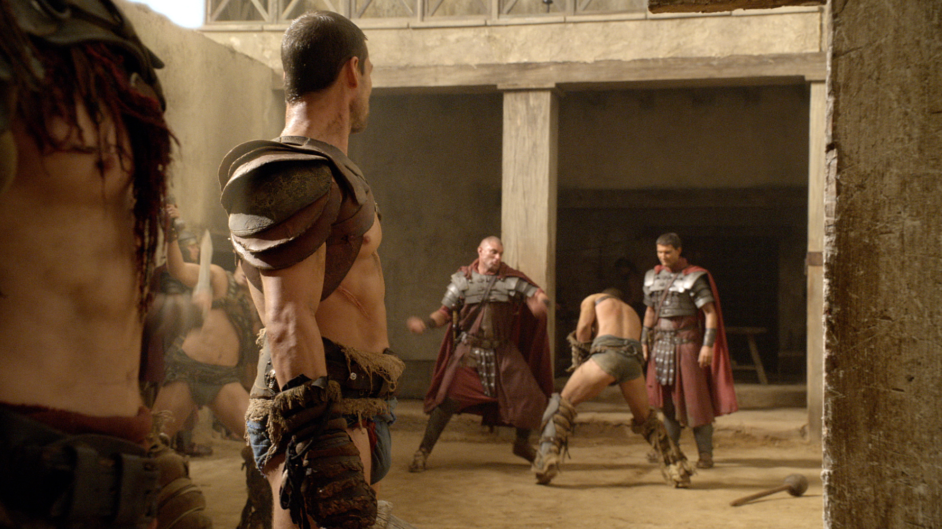 1416397914 s01_e0113_03_140968837129___CC___1920x1080 spartacus recap kill them all syfy,Spartacus House Of Batiatus Floor Plan