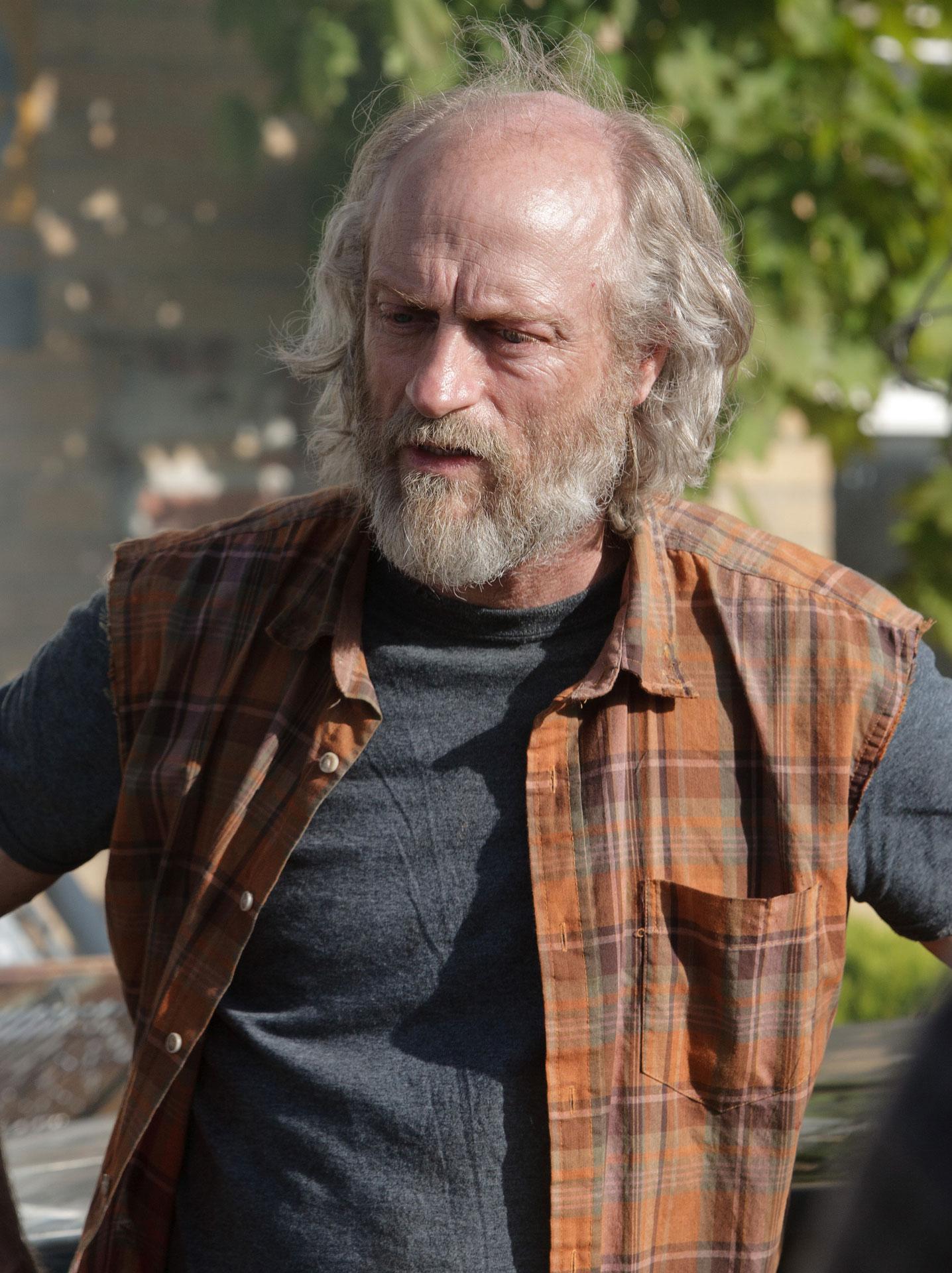 Russell Hodgkinson (Doc) – Cast | Z Nation | Syfy