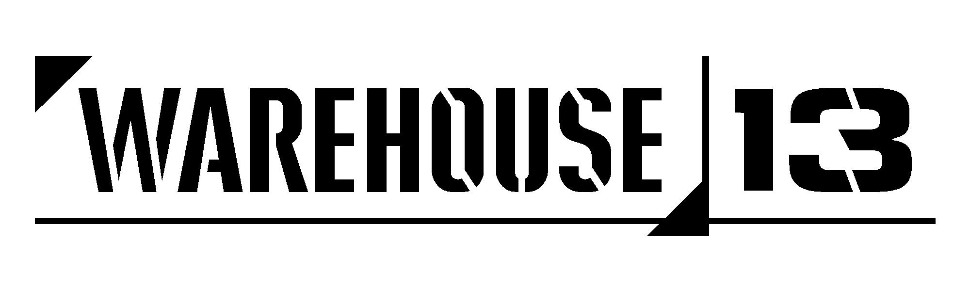 Menu for Warehouse 13 Warehouse 13 Logo