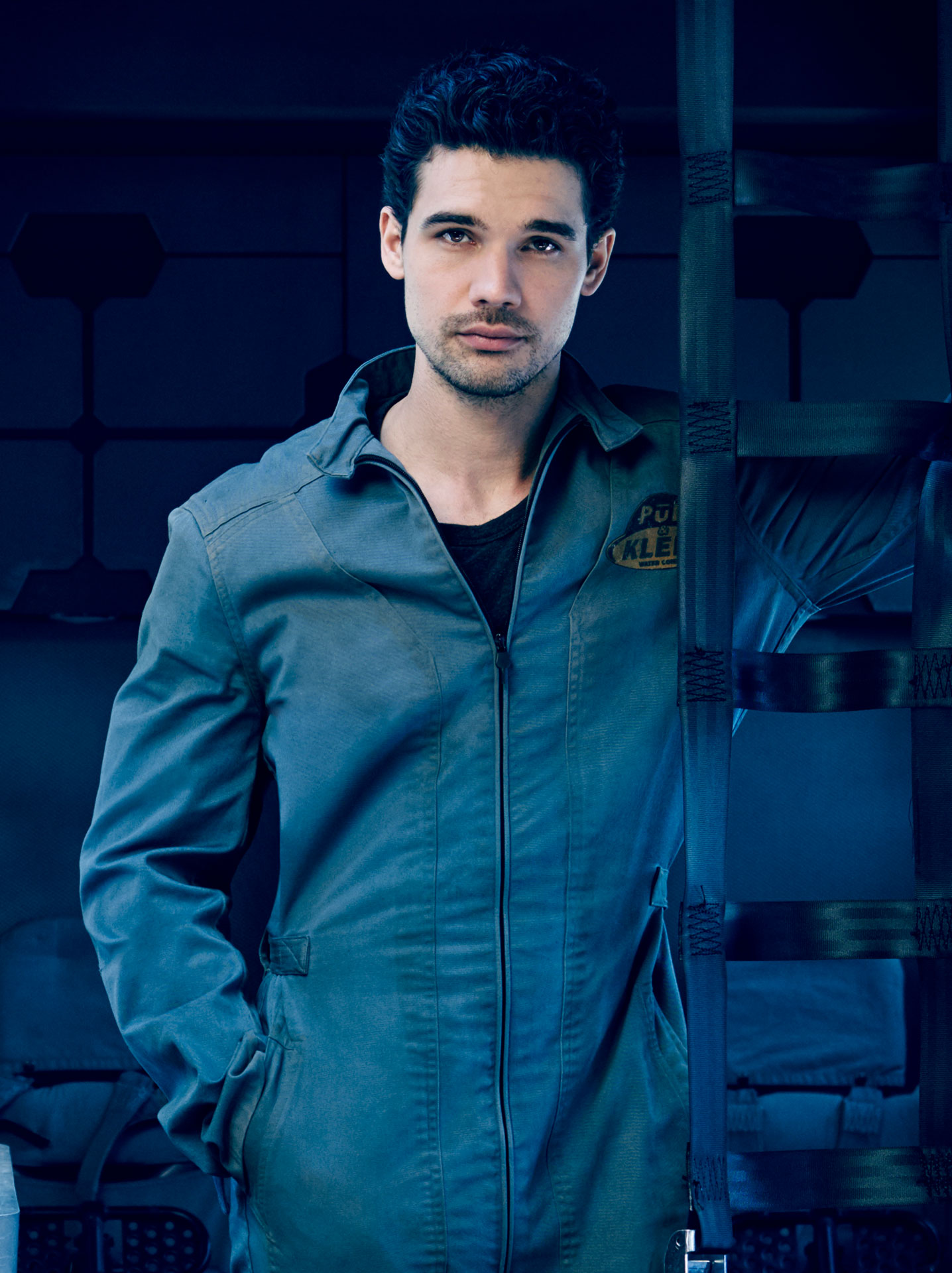 Steven Strait (James Holden) – Cast | The Expanse | SYFY