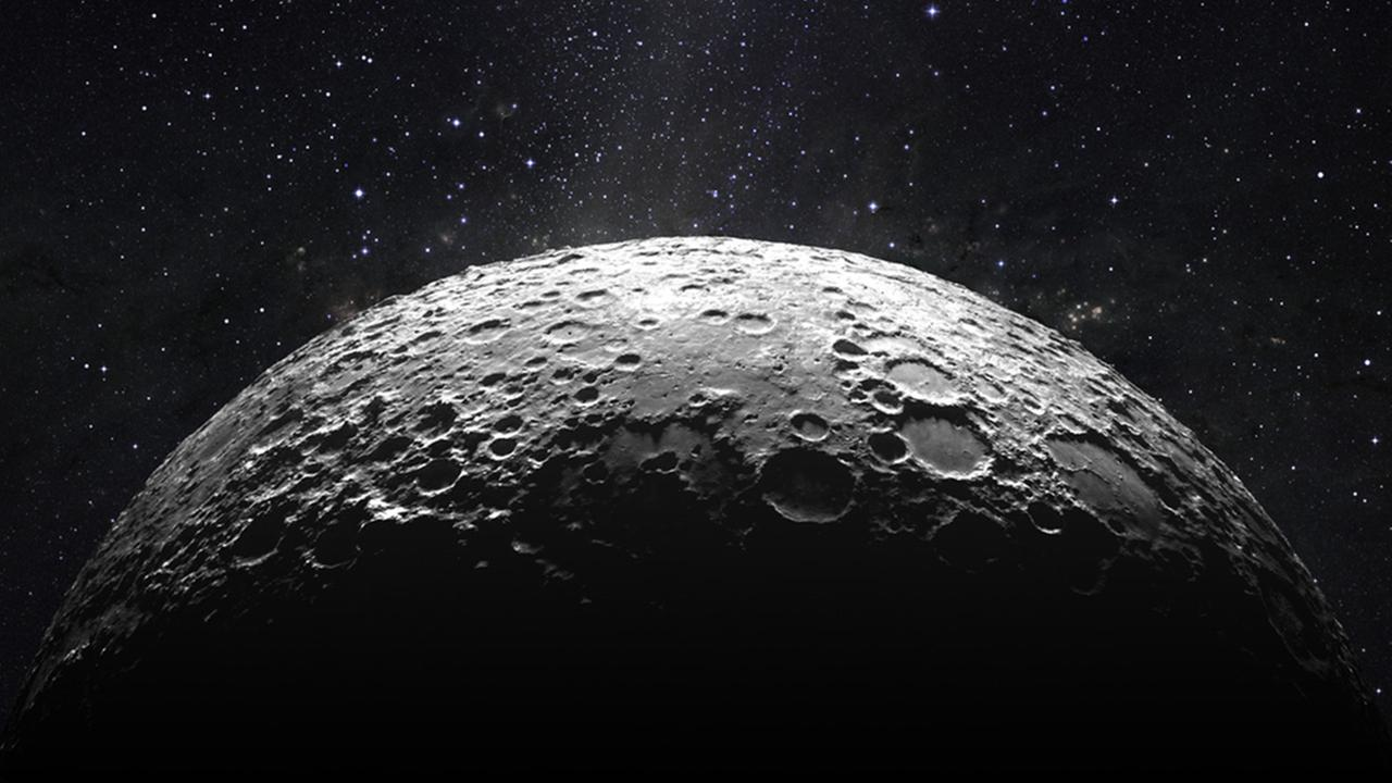 Lunar water is not a myth there is H2O on the moon