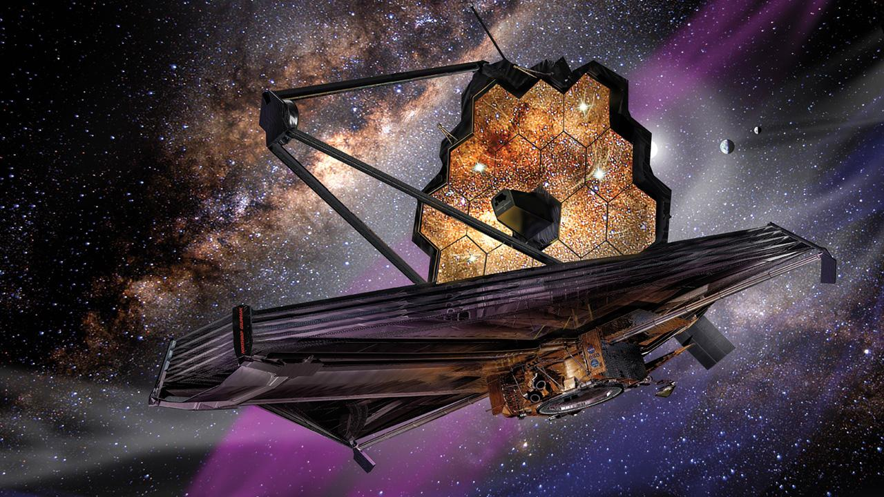 How Nasas Hugest Telescope Ever Could Seek Out Life On A Nearby Faulty Circuit Breaker As Seen Via Thermal Imaging Proxima Exoplanet The James Webb Space Is Biggest Observatory