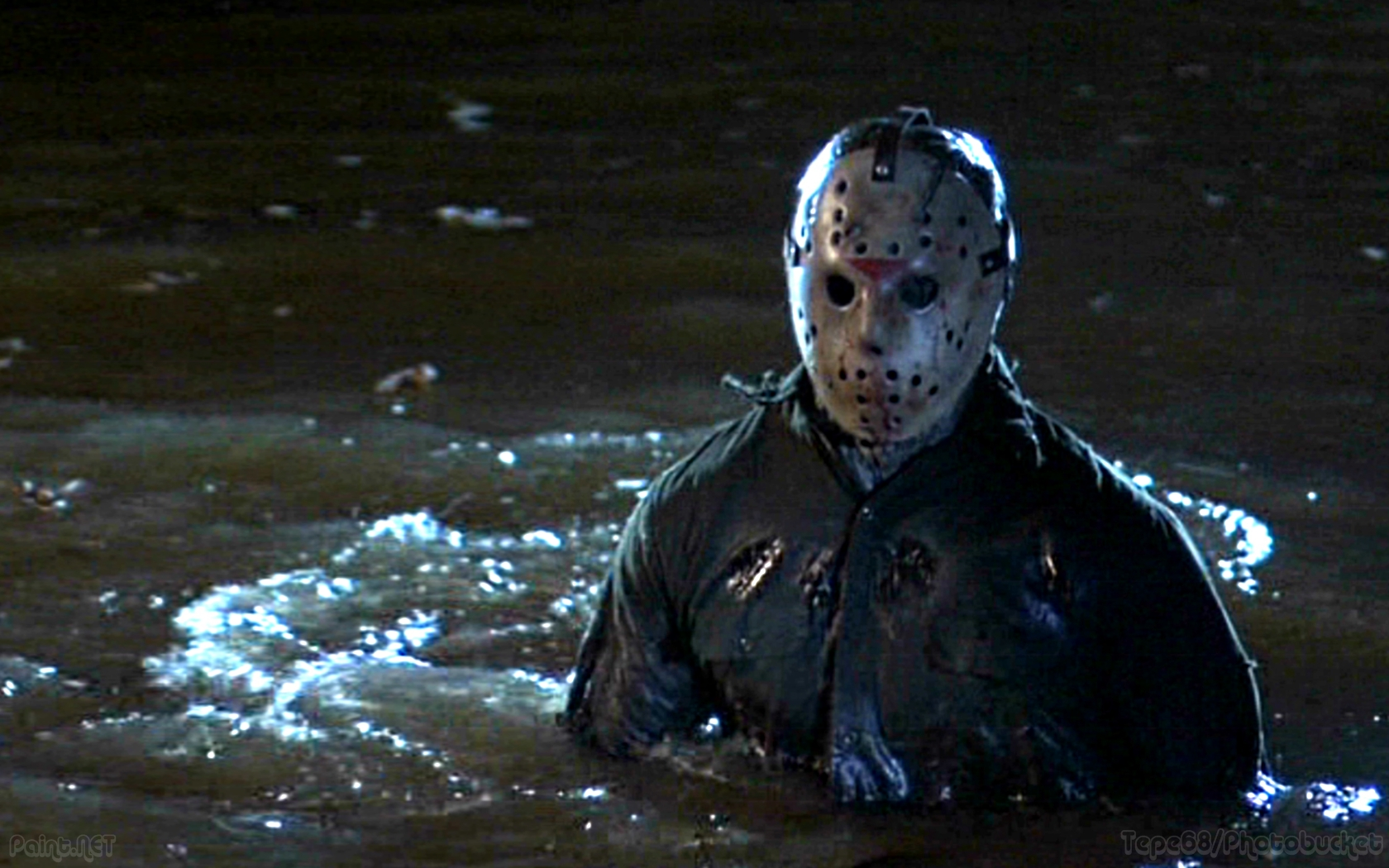 Friday the 13th: There's a life-sized Jason Voorhees statue at the bottom  of a lake in Minnesota