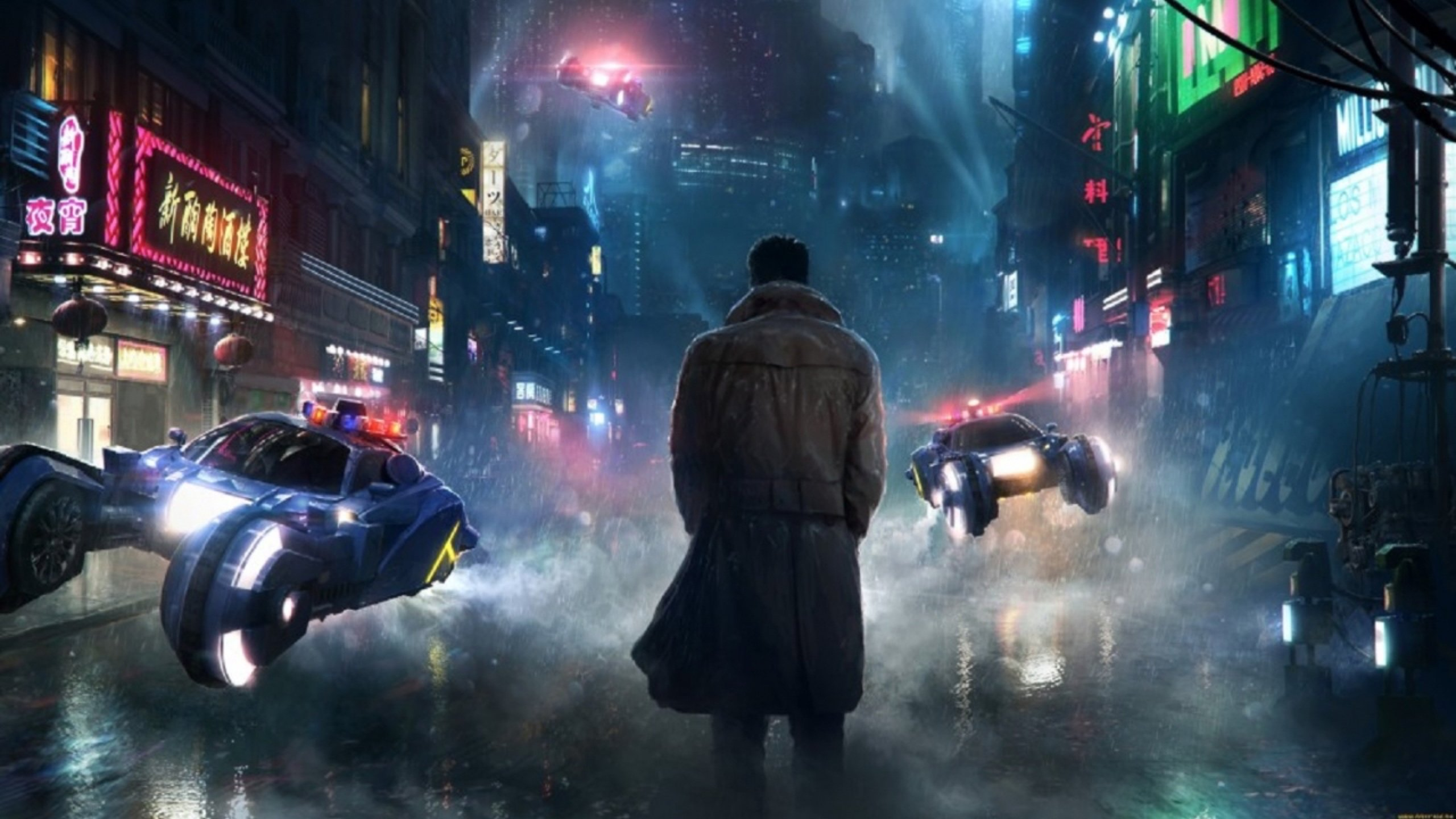 Blade Runner Visual Effects Interview With John Nelson - The miniature set used for blade runner 2049 will change the way you see movies