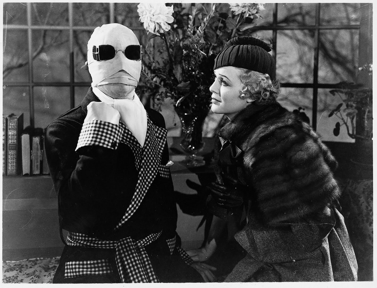 Syfy  November  In Scifi History The Invisible Man  November  Syfy  November  In Scifi History The Invisible Man  November  In  Scifi History The Invisible Man  Syfy Wire Essay Good Health also Modest Proposal Essay  Help W/ Assignments
