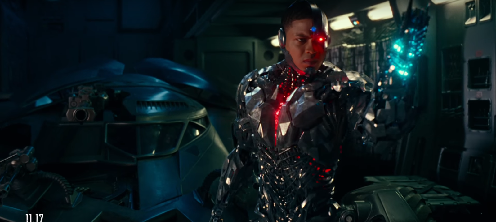 why justice league s cyborg is so important to disabled fans syfy wire