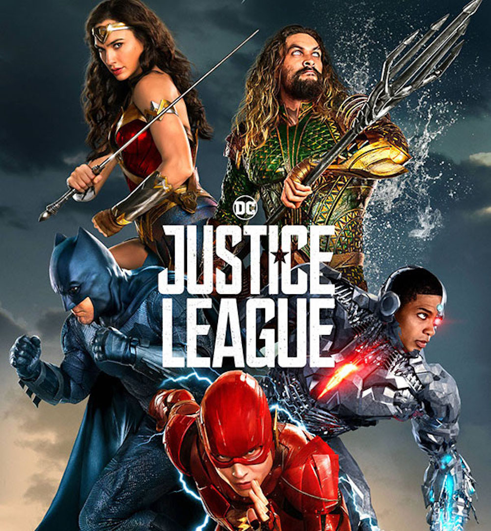 SYFY - New Justice League poster reflects brighter take on the DC ... 02eb81e78
