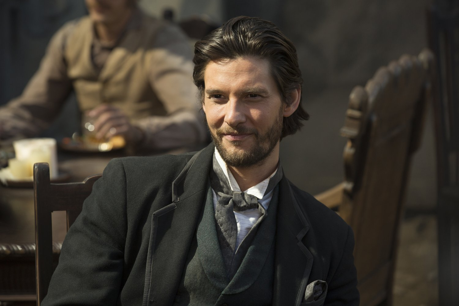 how westworld and the punisher taught ben barnes to be a master at keeping secrets