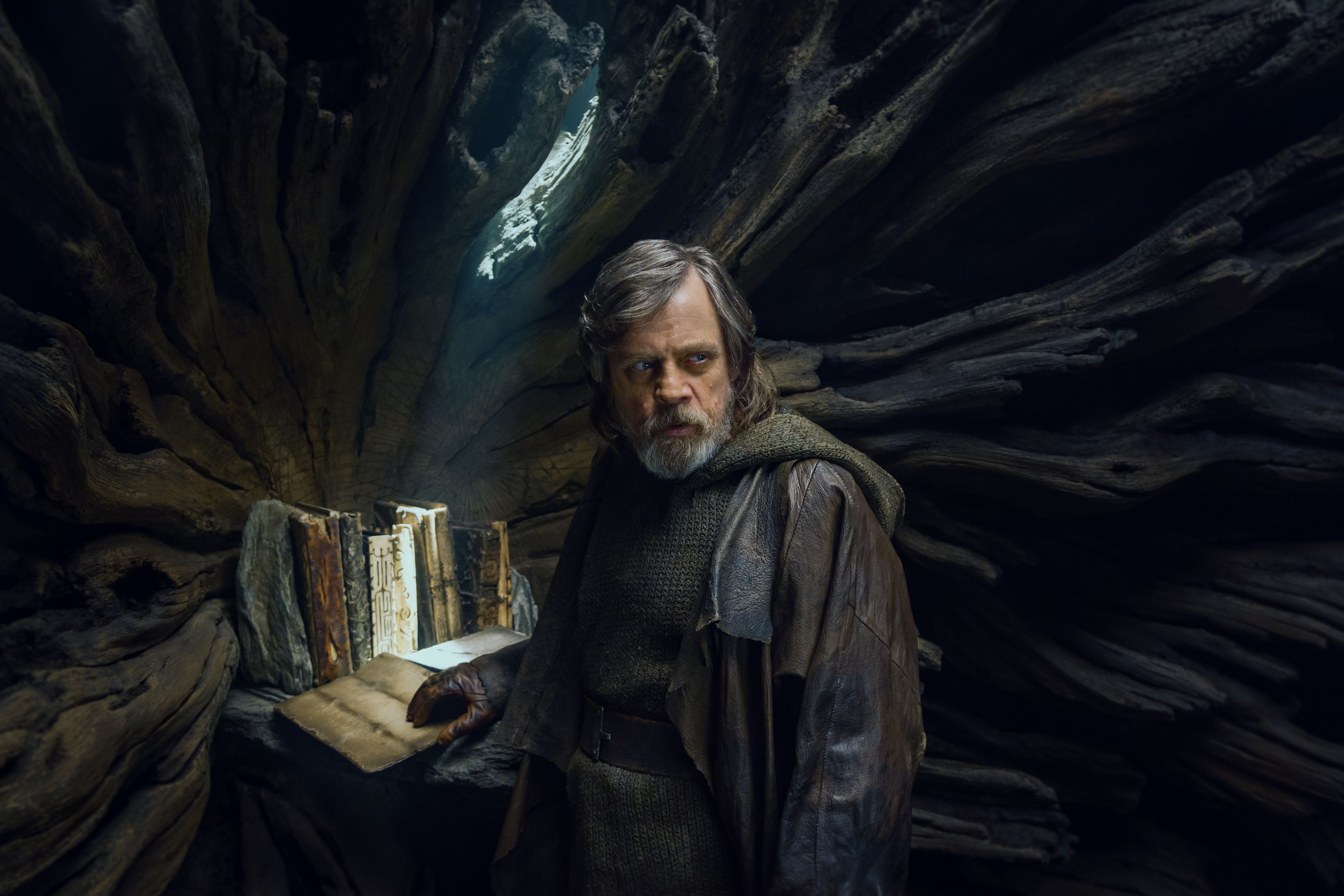 The Last Jedi That Could Have Been Brad R Torgersen