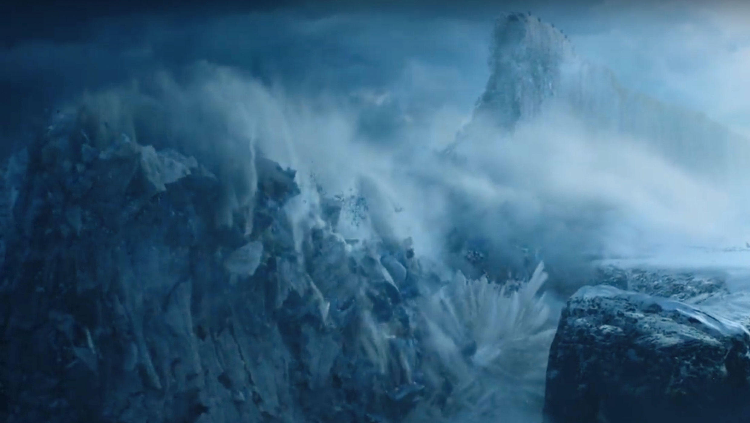 Does the Wall from Game of Thrones defy science?