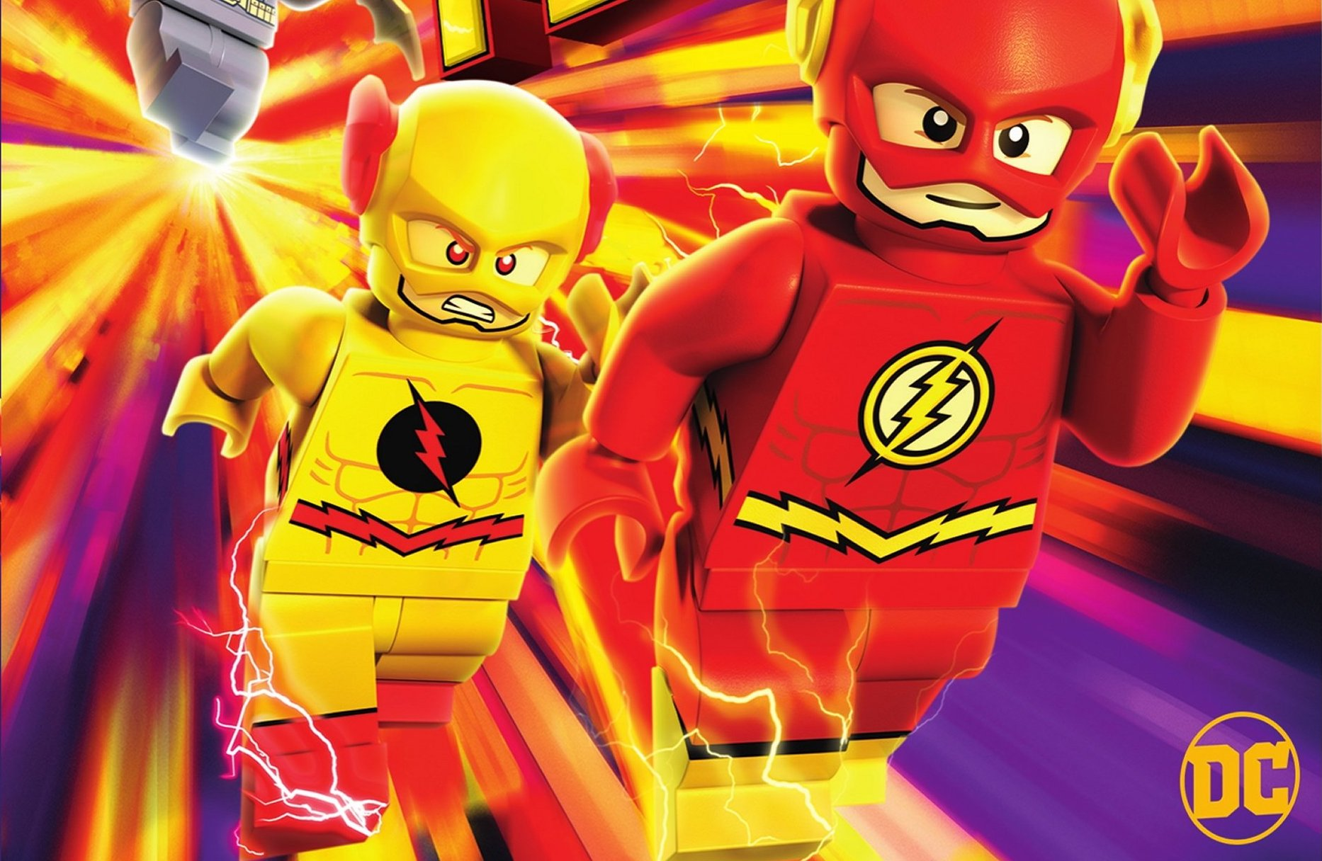 Awesome The Flash Gets His Own Lego DC Super Heroes Movie