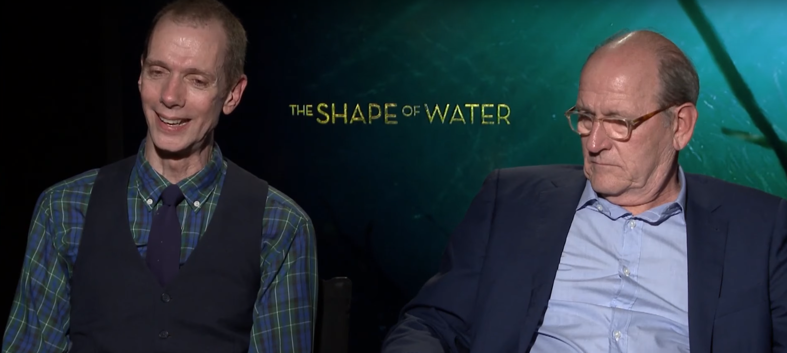 Watch The Shape Of Water Scene That Overwhelmed Richard Jenkins
