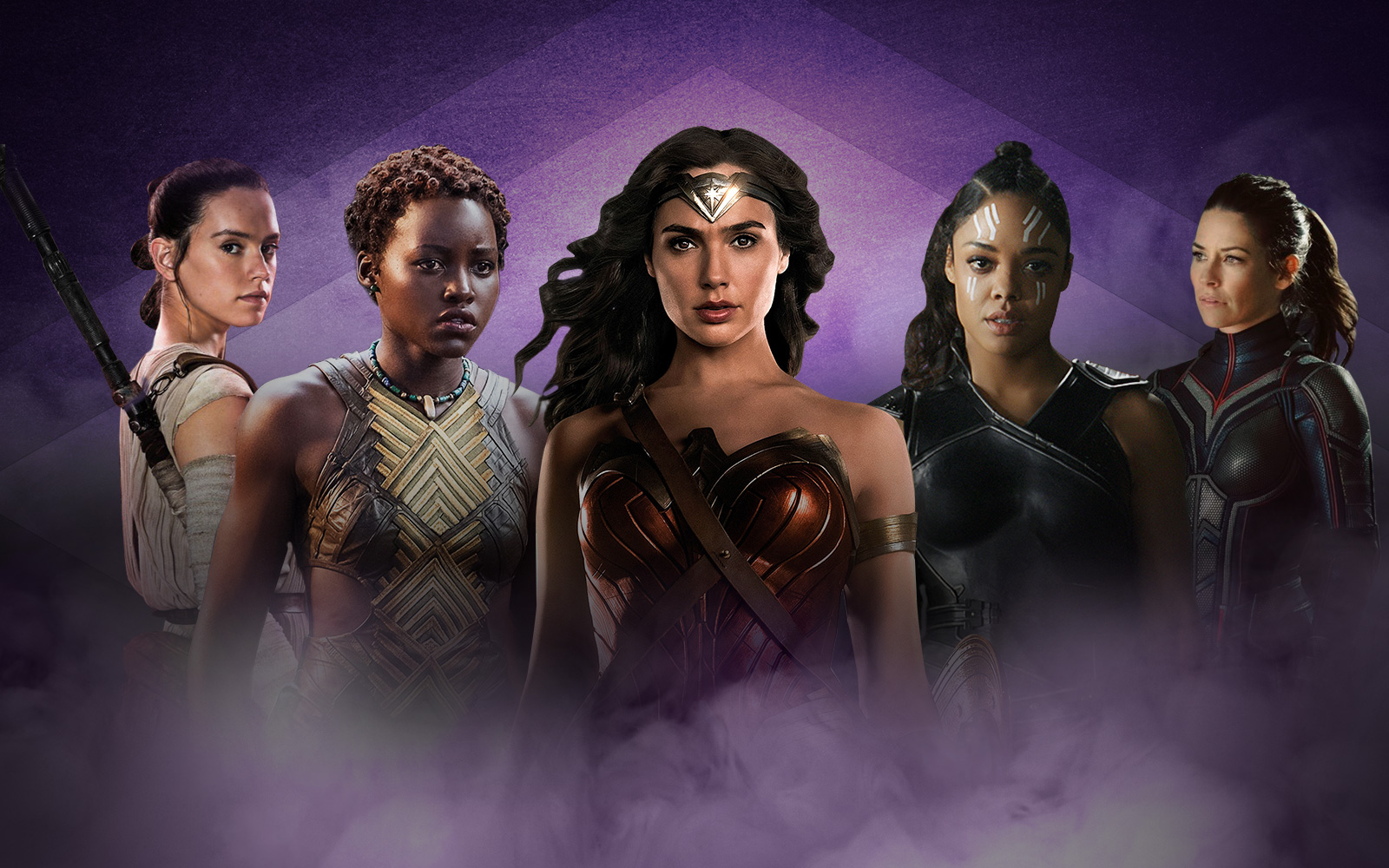 strong female characters 6 we review a very long 2017 and look