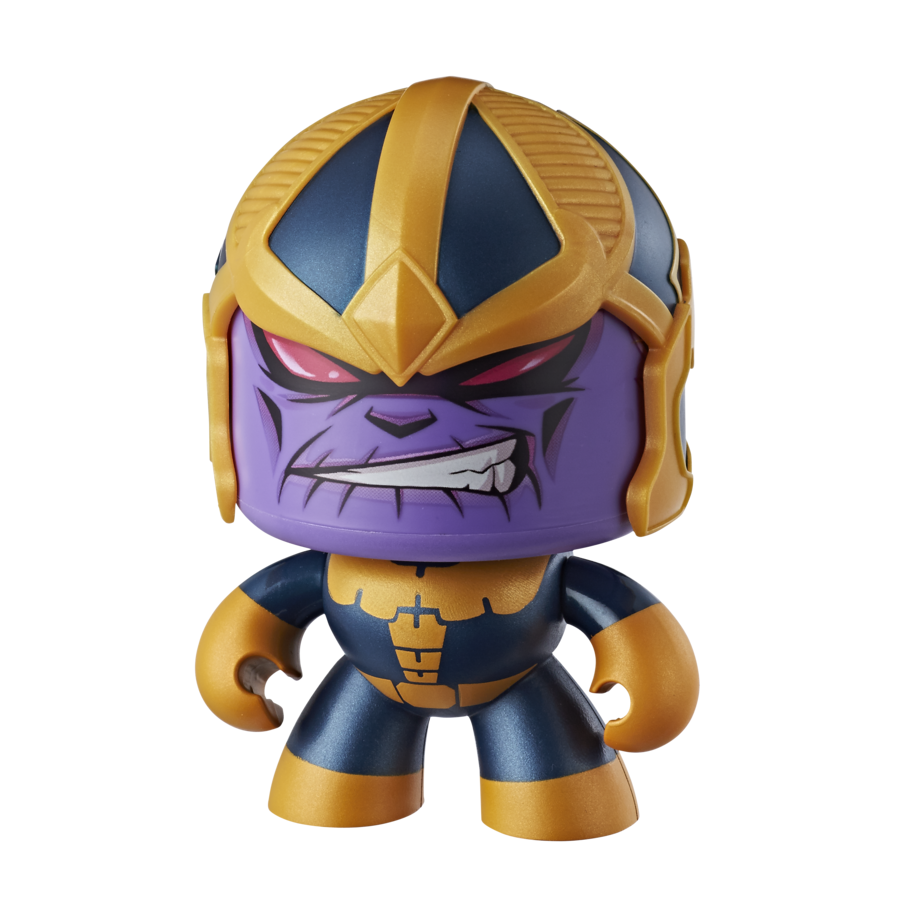 Marvel\'s new Mighty Muggs: First look at Thanos, the Wasp, more