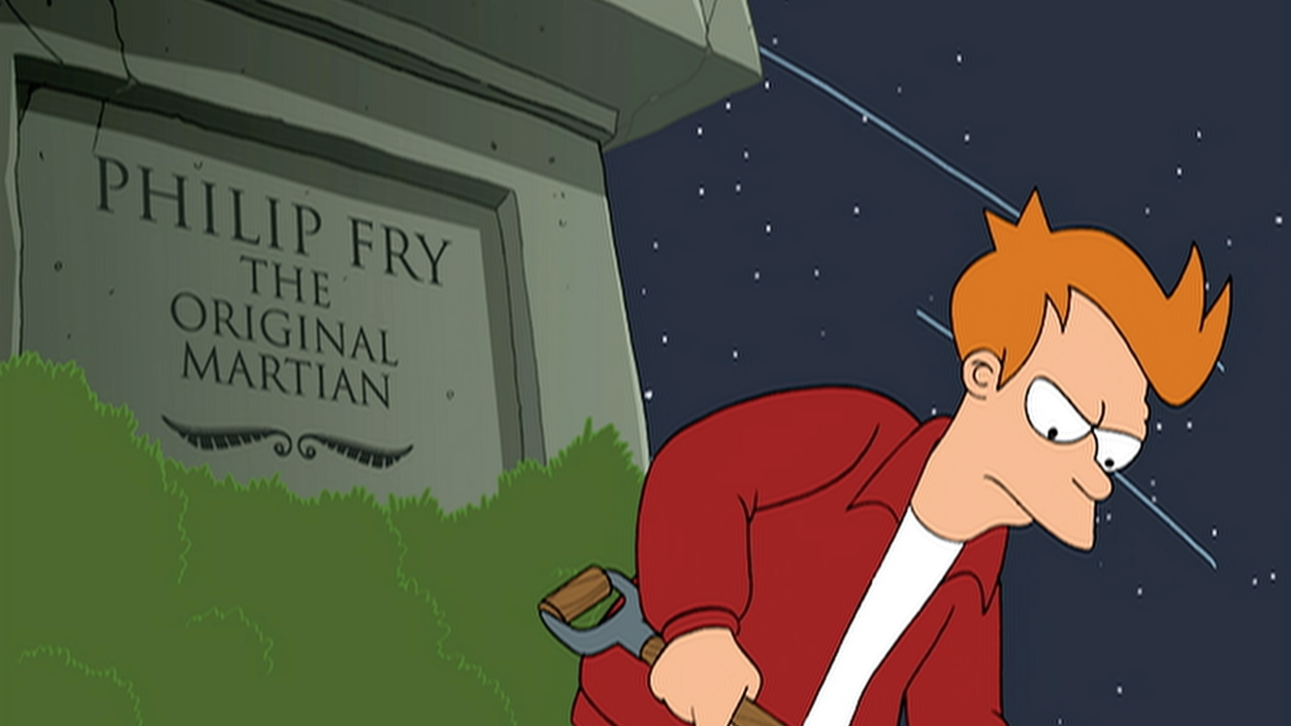 Futurama the luck of the fryrish online dating