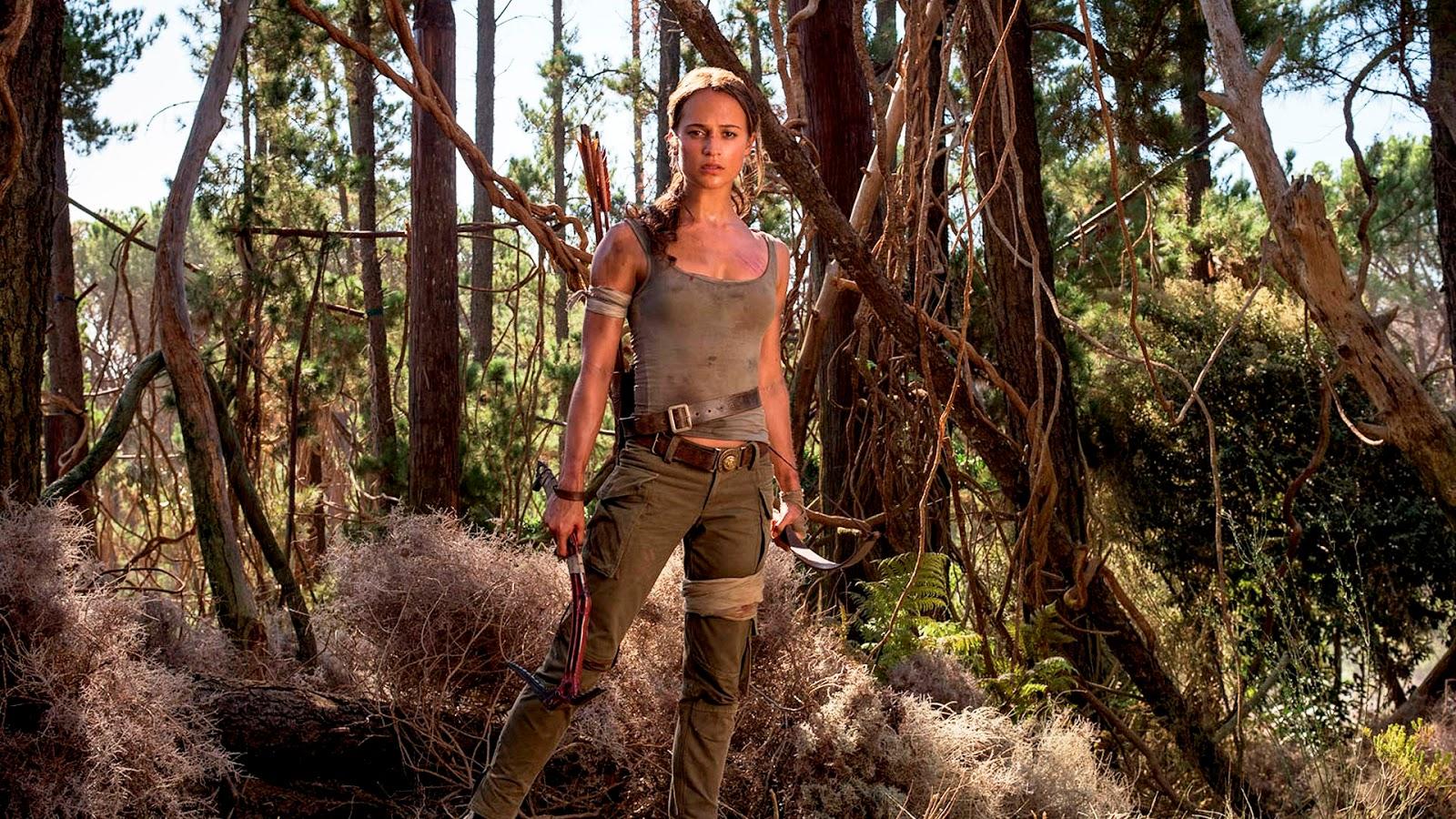 Tomb Raider Director Roar Uthaug On Why Lara Croft Is A Hero For
