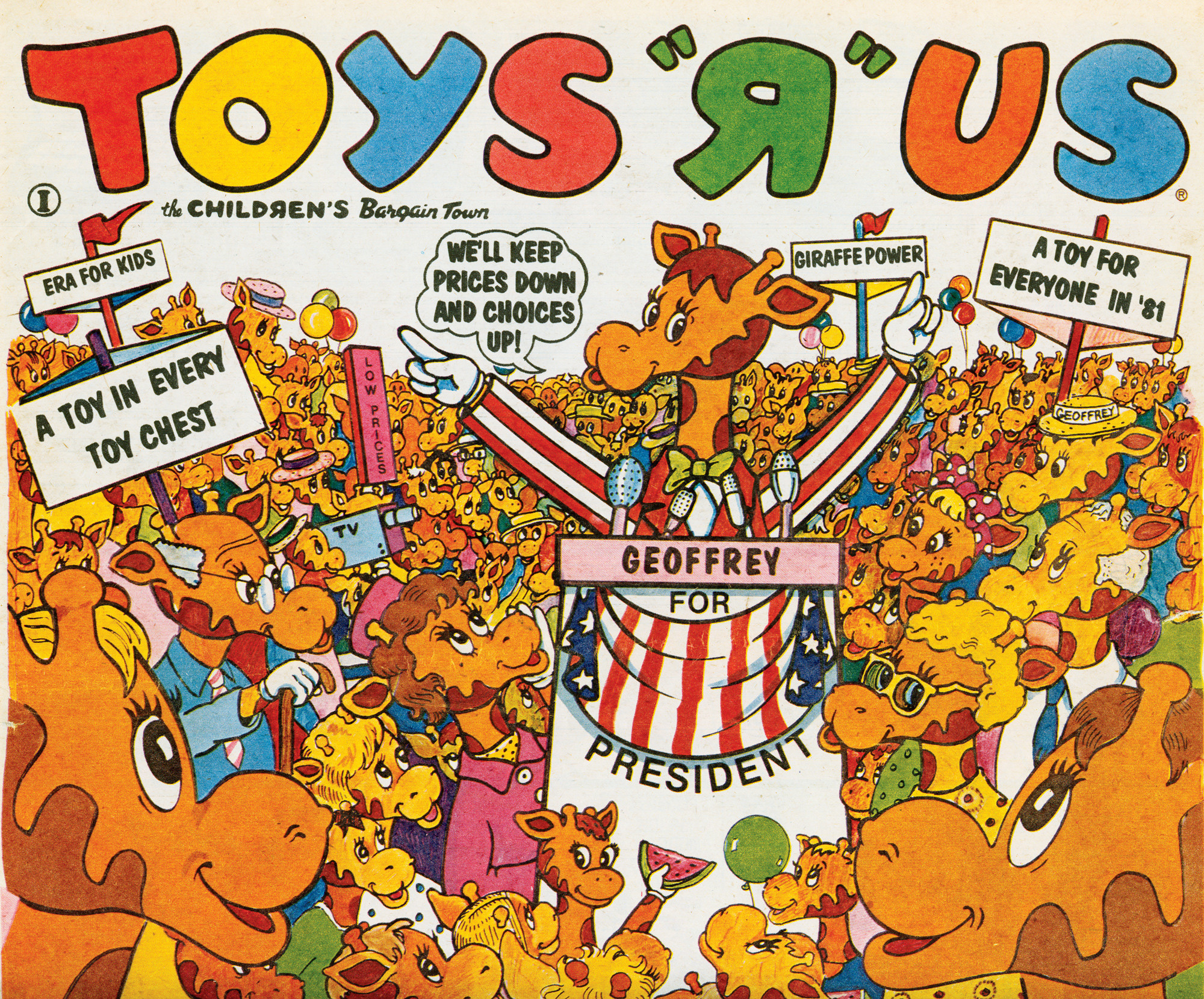 The Best Classic Toys R Us Ads Syfy Wire