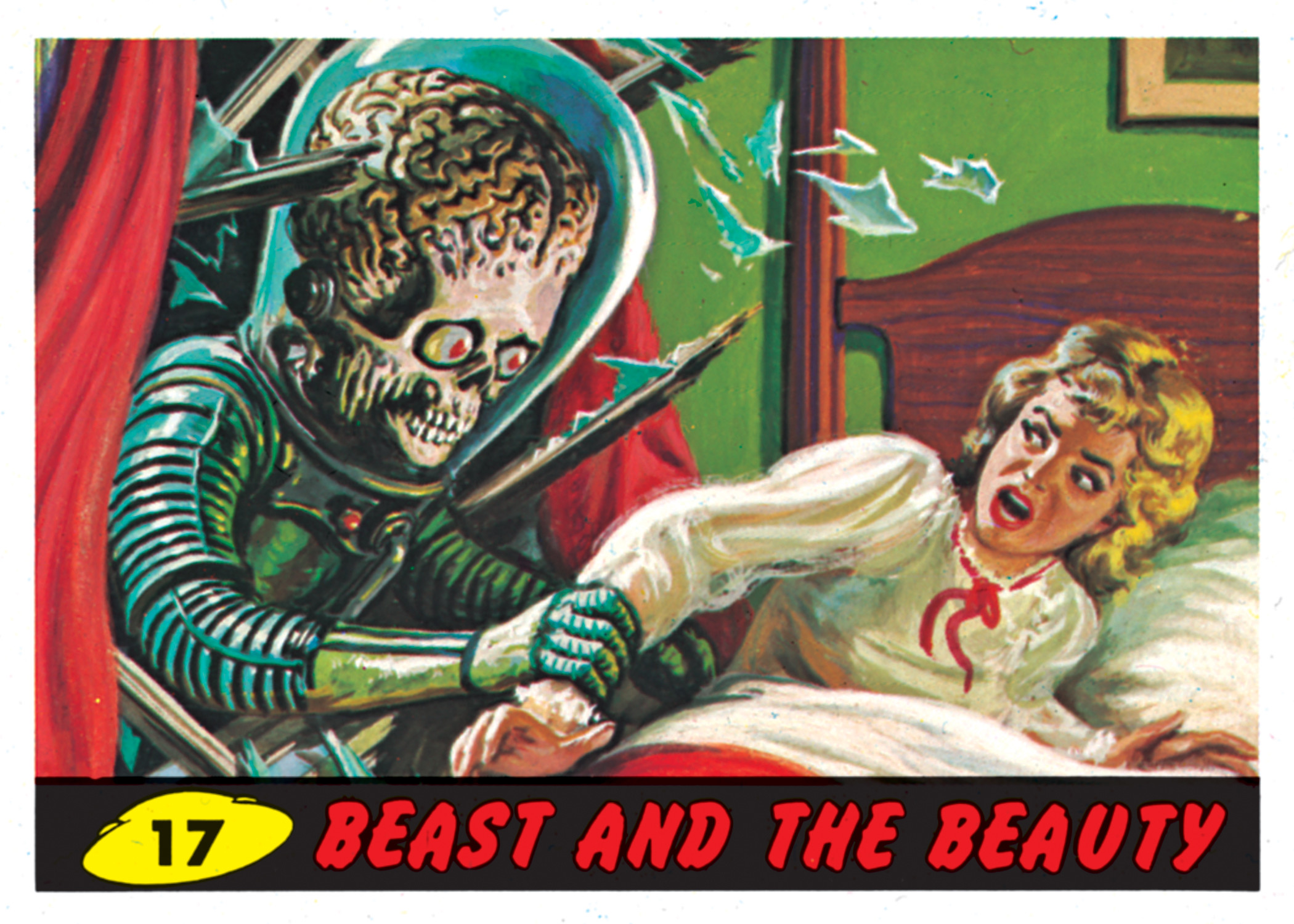 Mars Attacks Co Creator Len Brown Looks Back On The Influential