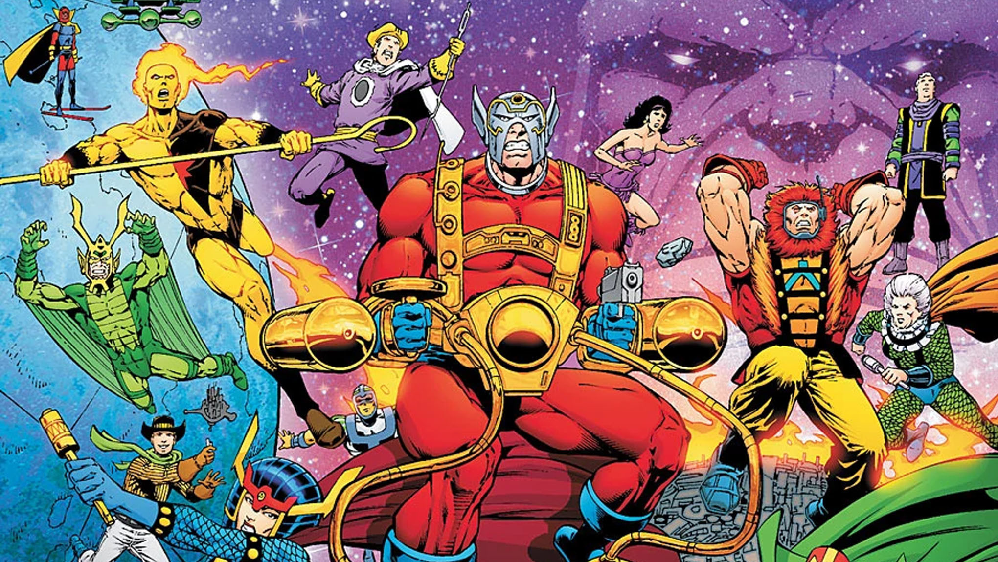"""Image result for dc the new gods"""""""