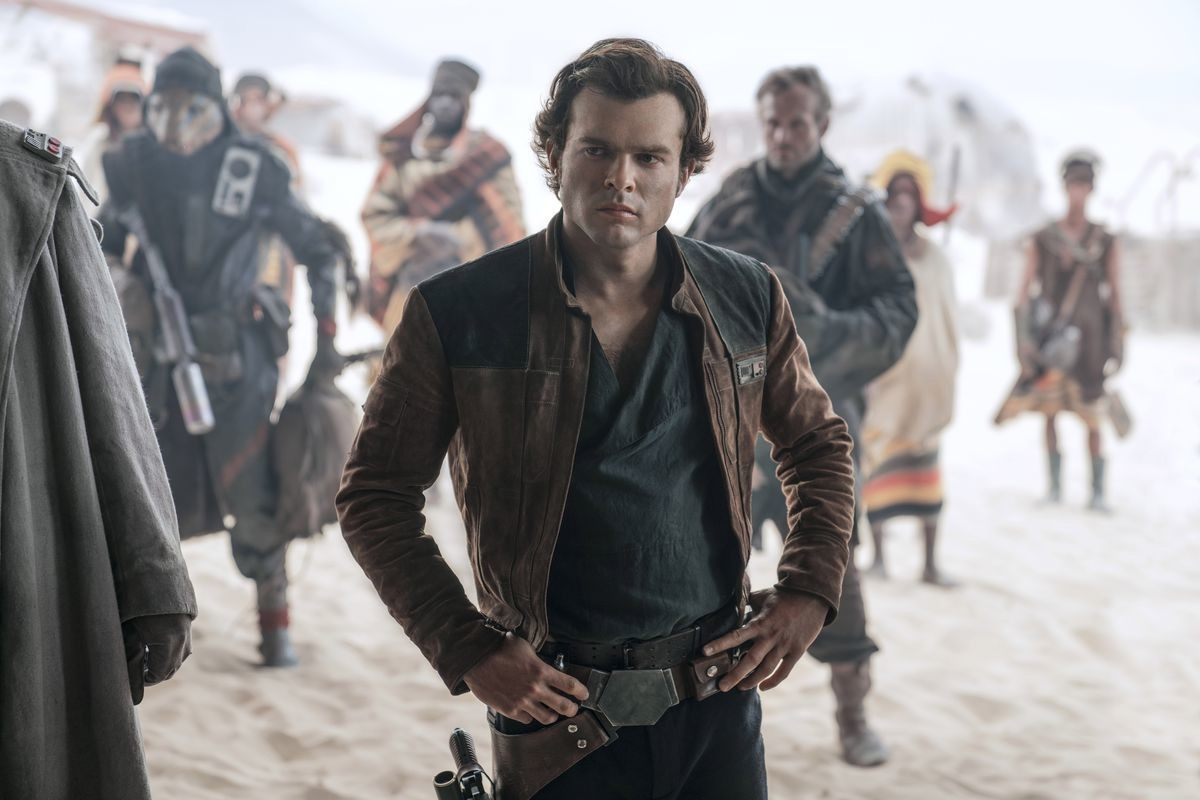 Alden Ehrenreich says mixed response to Solo due to media's need to 'catastrophize or celebrate'