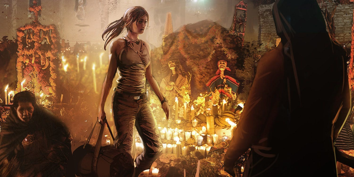 Everything We Know About Shadow Of The Tomb Raider So Far Syfy Wire