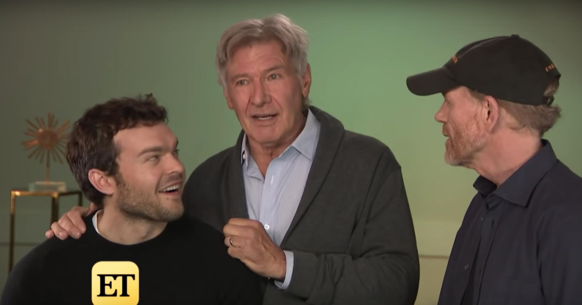Hero Harrison Ford may die in the new series of Star Wars 02/19/2015 18