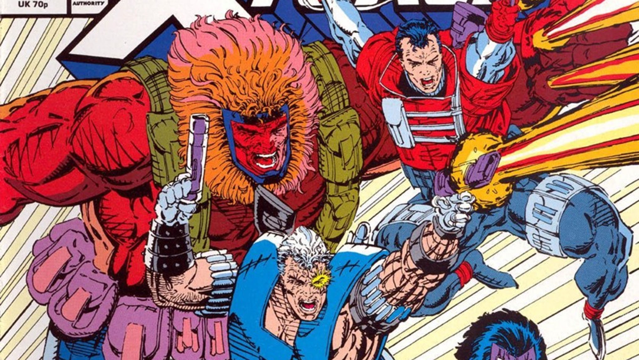Rob Liefeld wants to see his Six Pack characters in future Deadpool ...