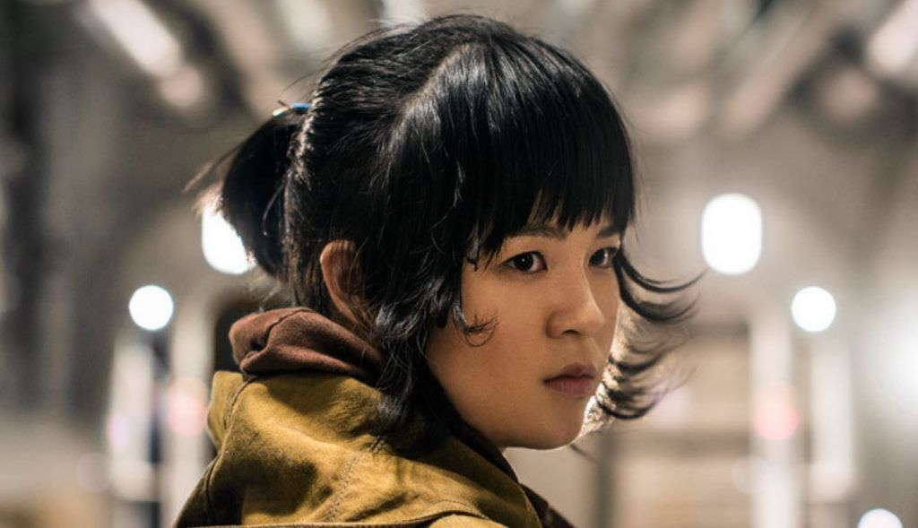 Star Wars: Crazy Rich Asians director stumps for Rose Tico show after her brief screentime