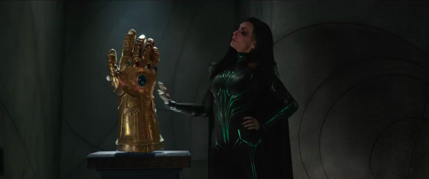 Fan theory offers an explanation of the Infinity Gauntlet we