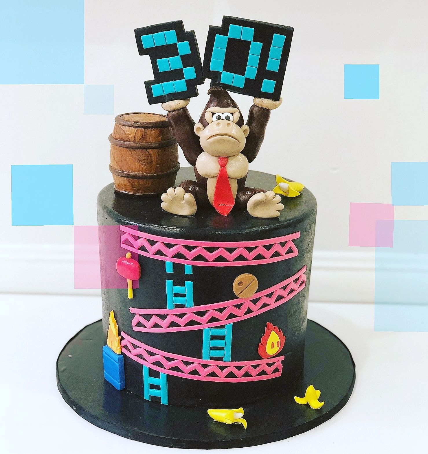 Amazing This Fan Creates Edible Fan Art That Looks Almost Too Good To Eat Funny Birthday Cards Online Amentibdeldamsfinfo