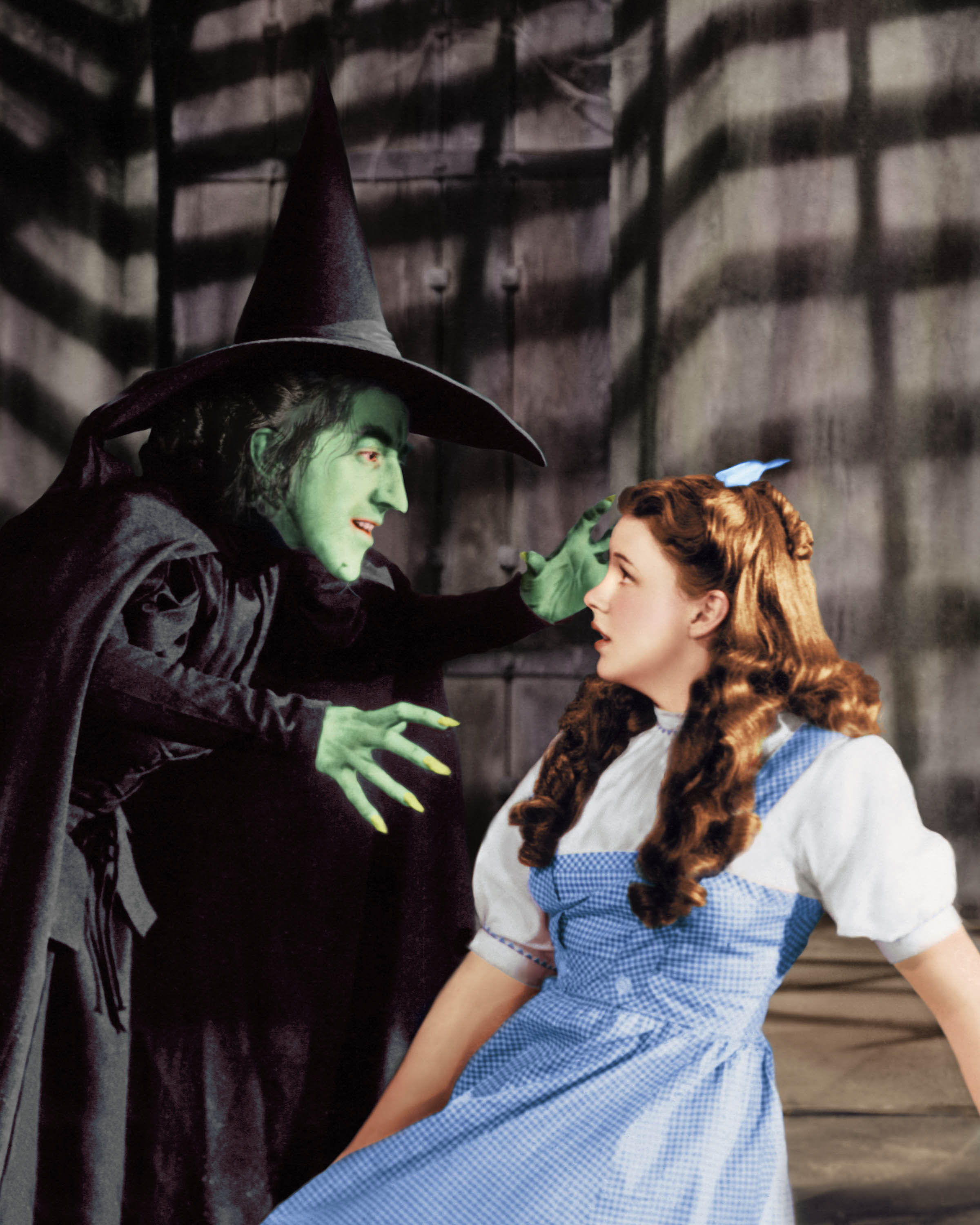 the wizard of oz and a brief history of the witch hat | syfy wire