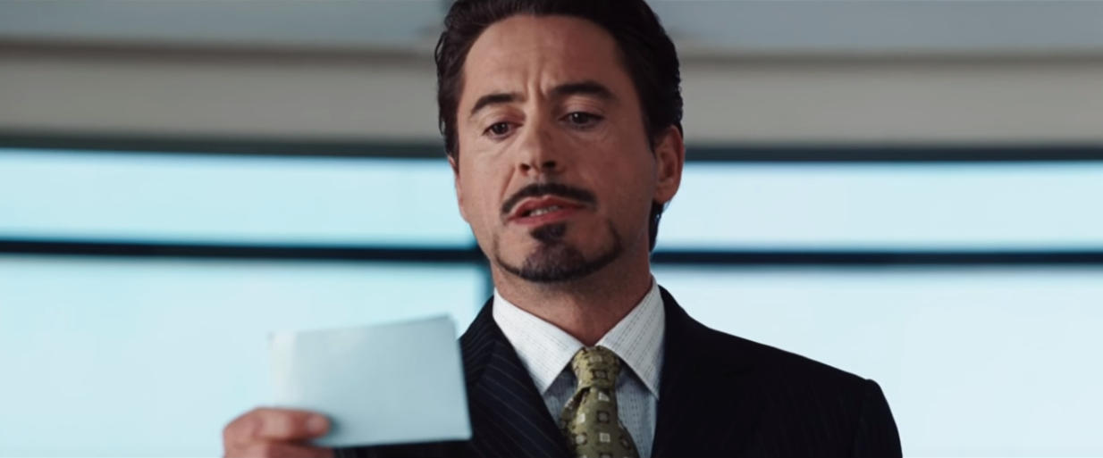 Kevin Feige reflects on how one ad-lib in Iron Man set the tone for ...