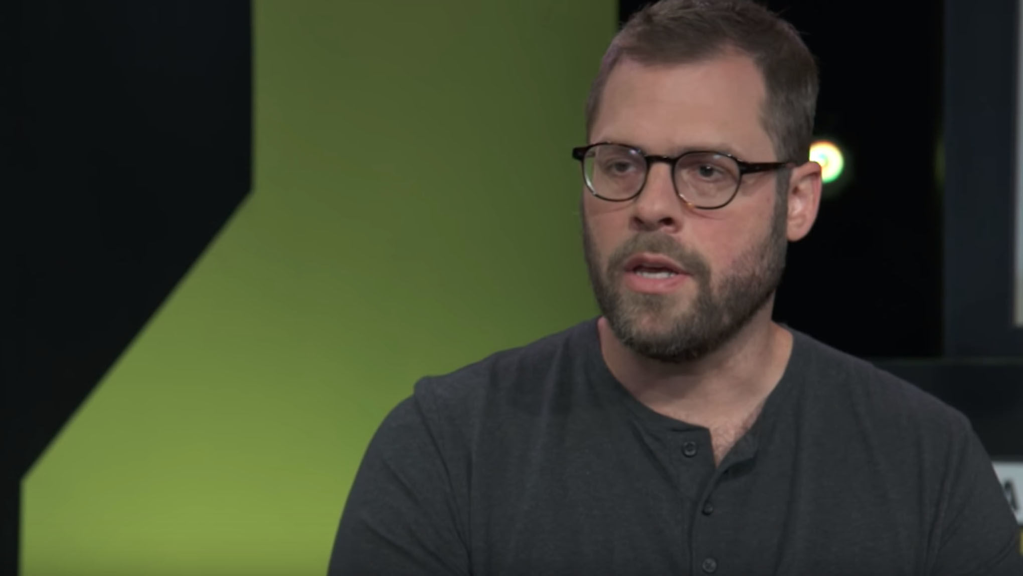 WATCH SDCC: Colony creator and Rampage writer Ryan Condal on