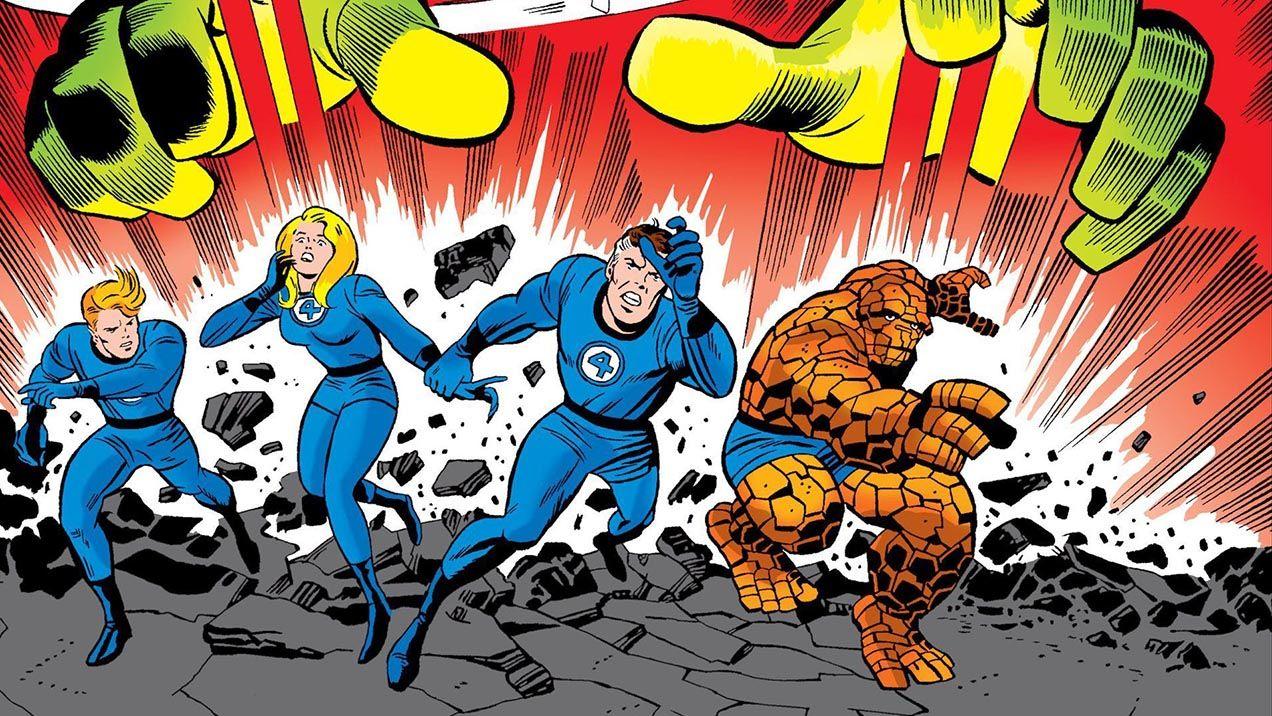 WATCH: 7 Essential Fantastic Four stories WATCH: 7 Essential Fantastic Four  stories | SYFY WIRE