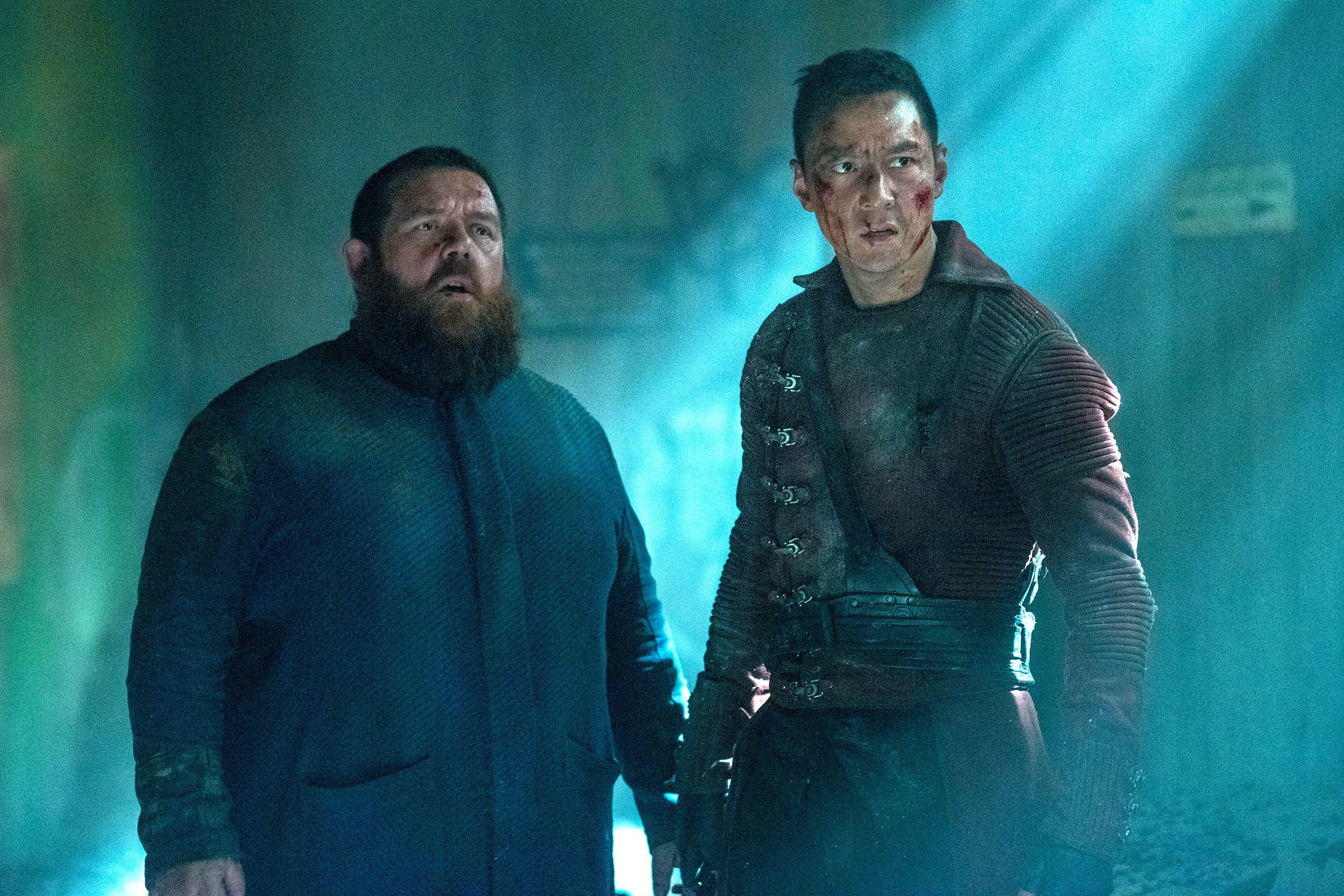 Late to the Party: Into the Badlands
