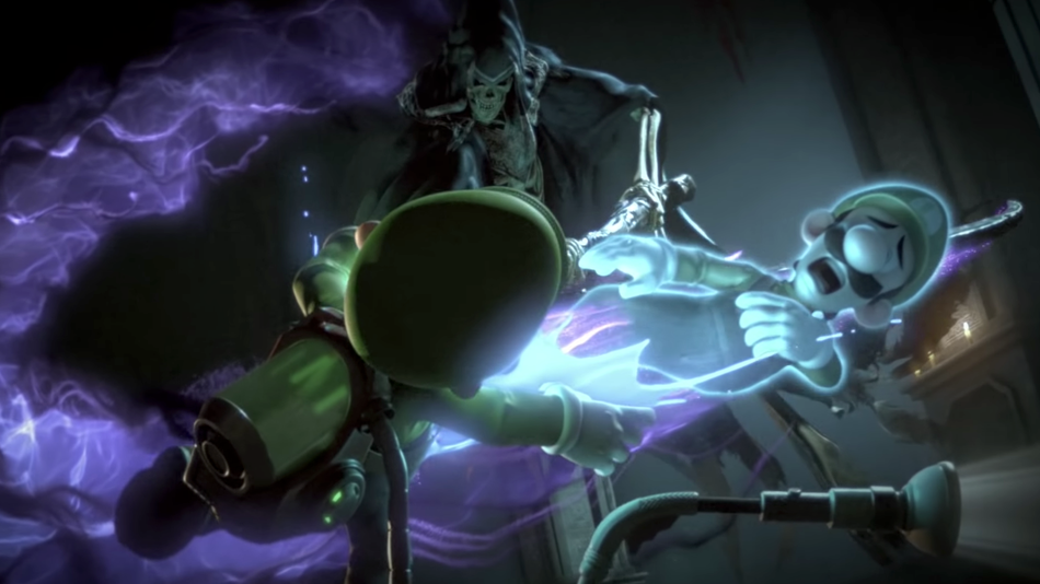 Nintendo weighs in on Luigi's fate after the Super Smash