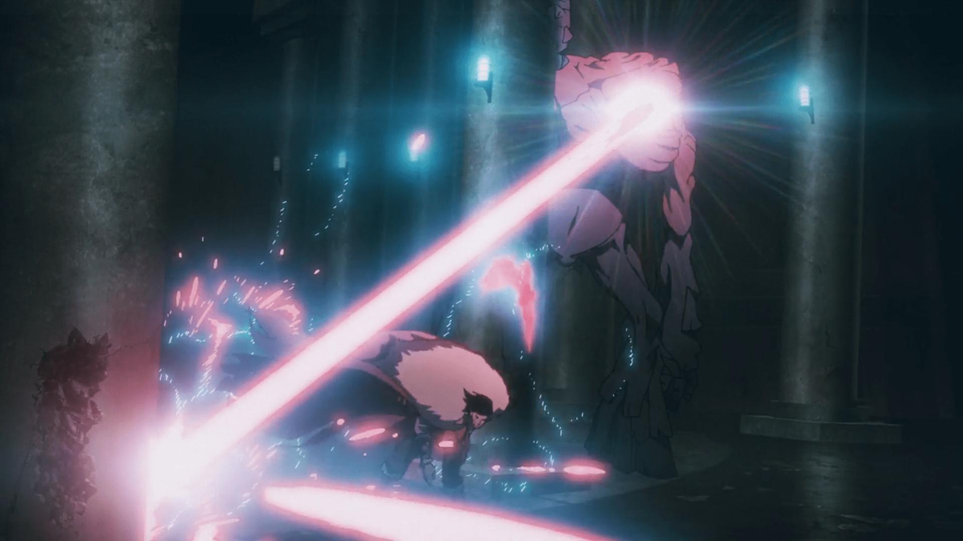 Image result for castlevania netflix season 1 episode 2