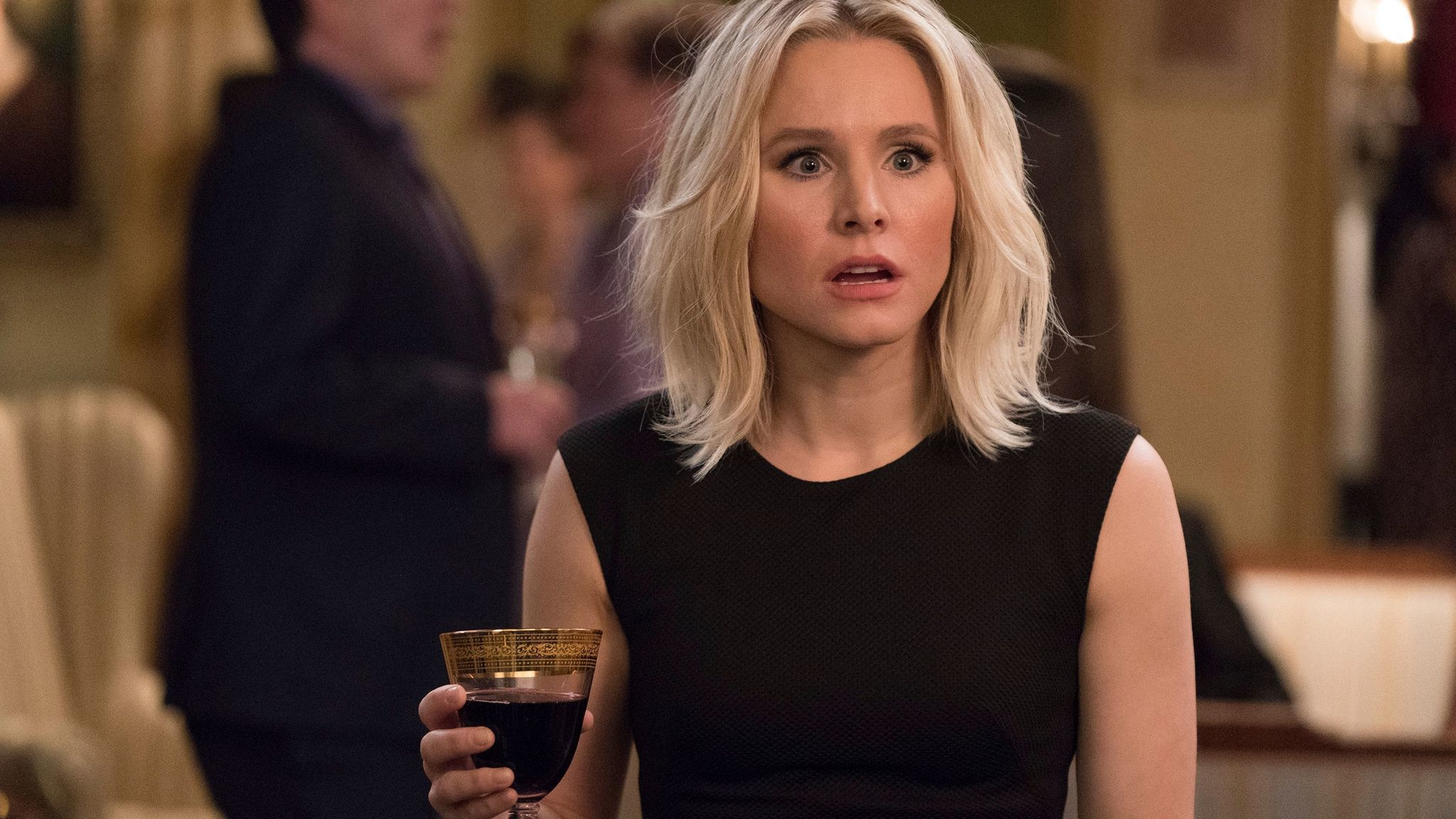 How The Good Place forks up Eleanor's sexuality | SYFY WIRE