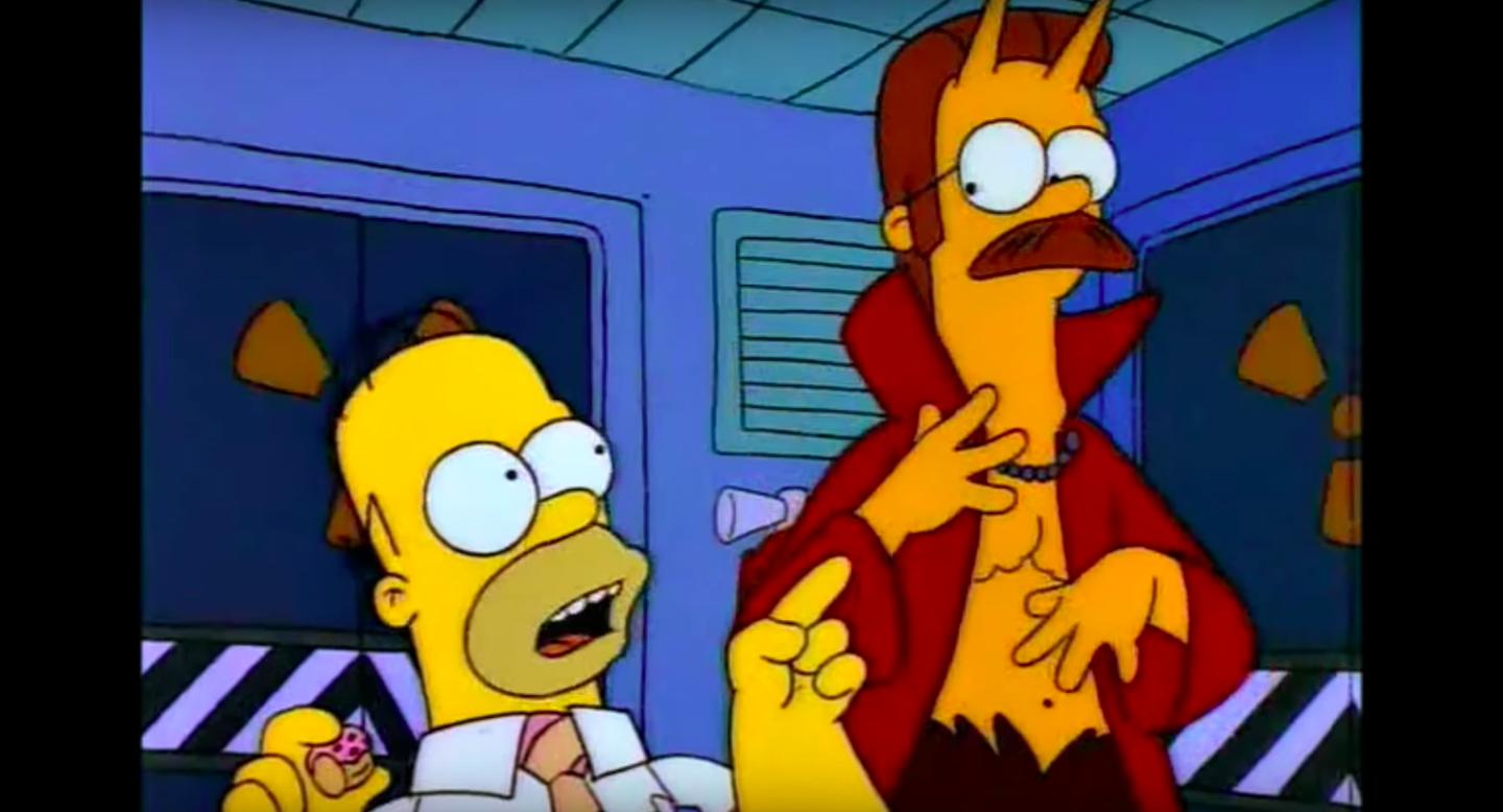 the simpsons: next year's treehouse of horror will be the show's