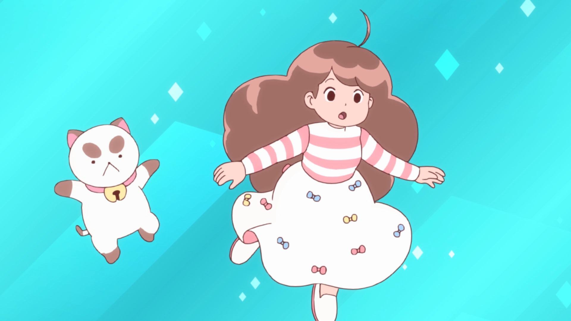Development Bee And PuppyCat Lands Series The Boy Scares Up Sequel Night Of Comet Floats Remake Roundup
