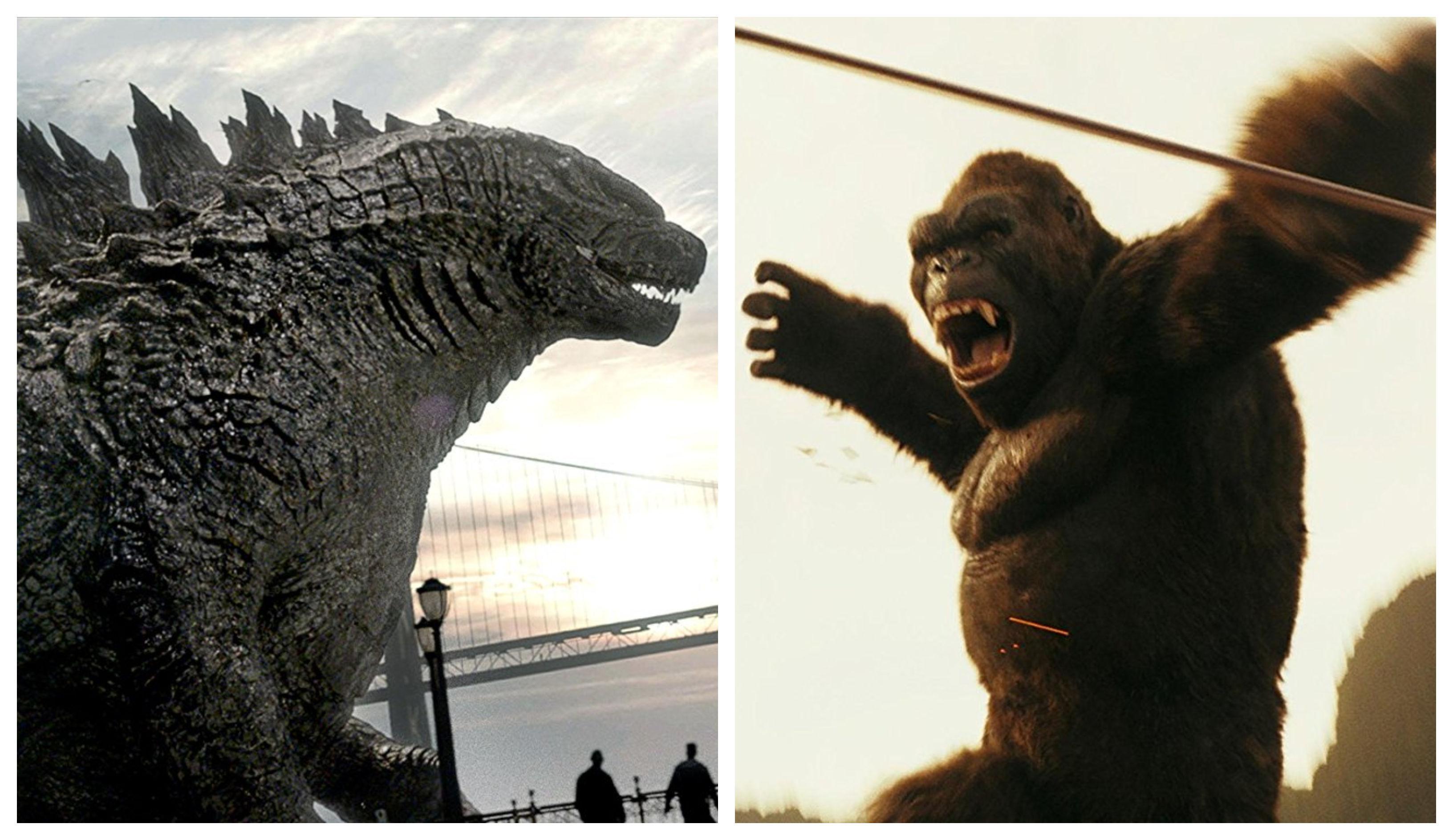 Godzilla vs Kong Synopsis