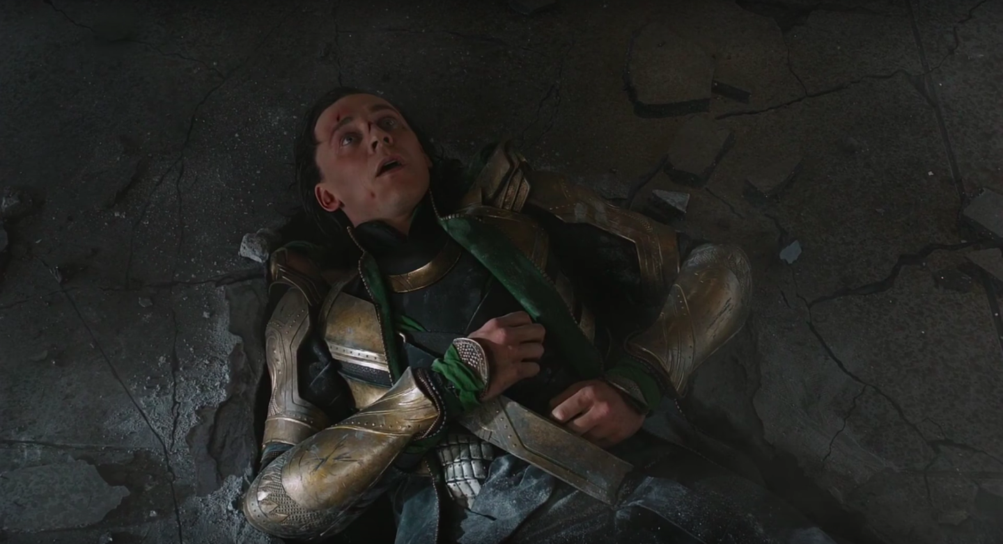 It turns out MCU Loki wasn't pure evil in the first Avengers