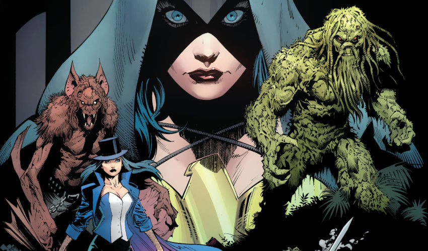J.J. Abrams' Bad Robot reportedly developing Justice League Dark universe for film and TV