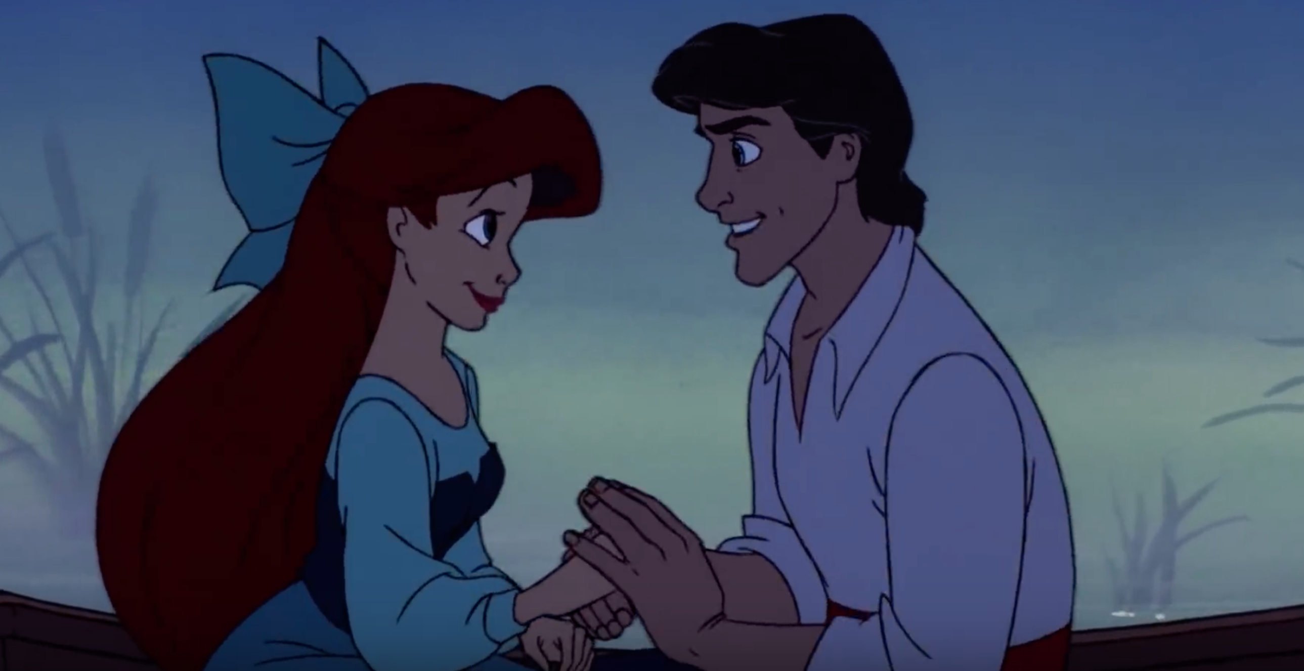 Fancasting older men for the role of The Little Mermaid's Eric needs to stop