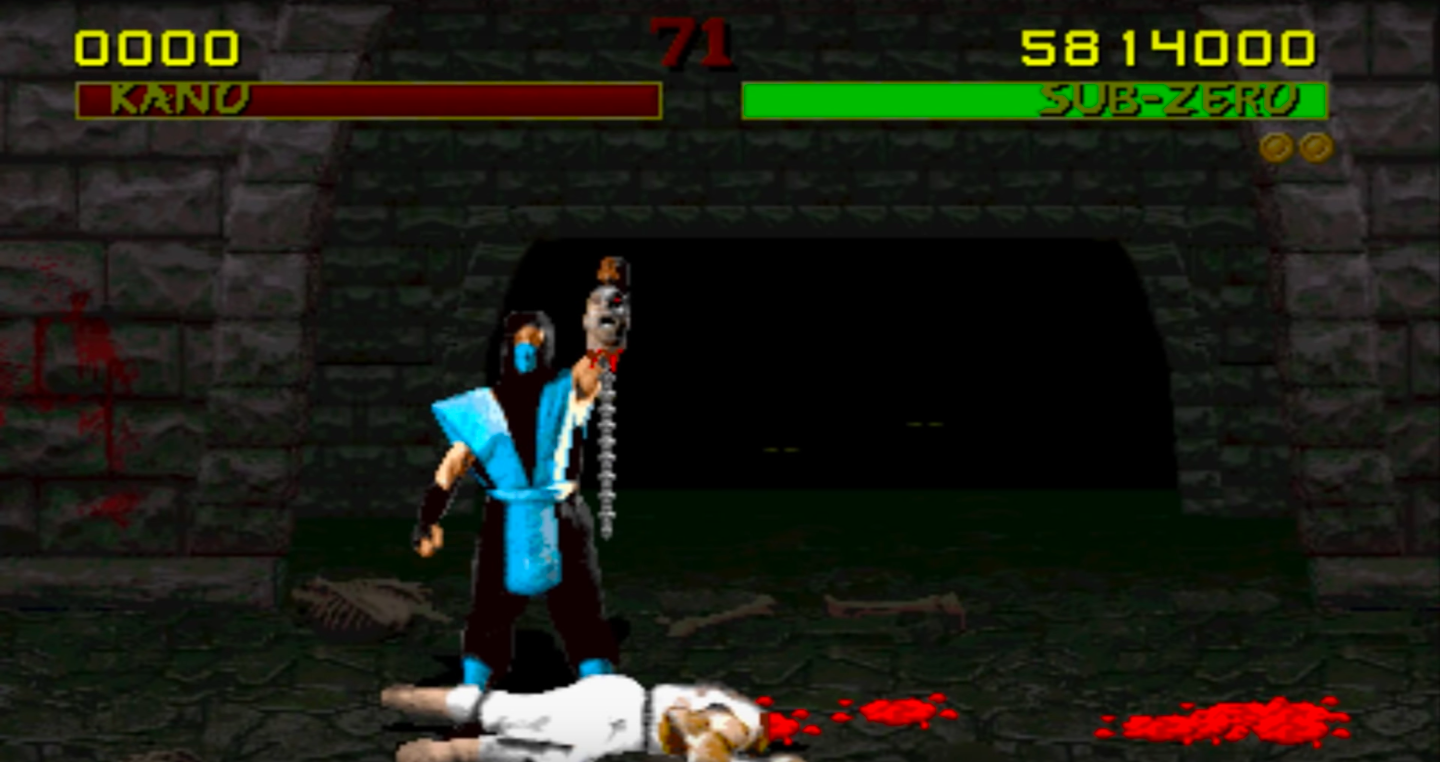 The secrets and history of Mortal Kombat's fatalitites revealed at C2E2