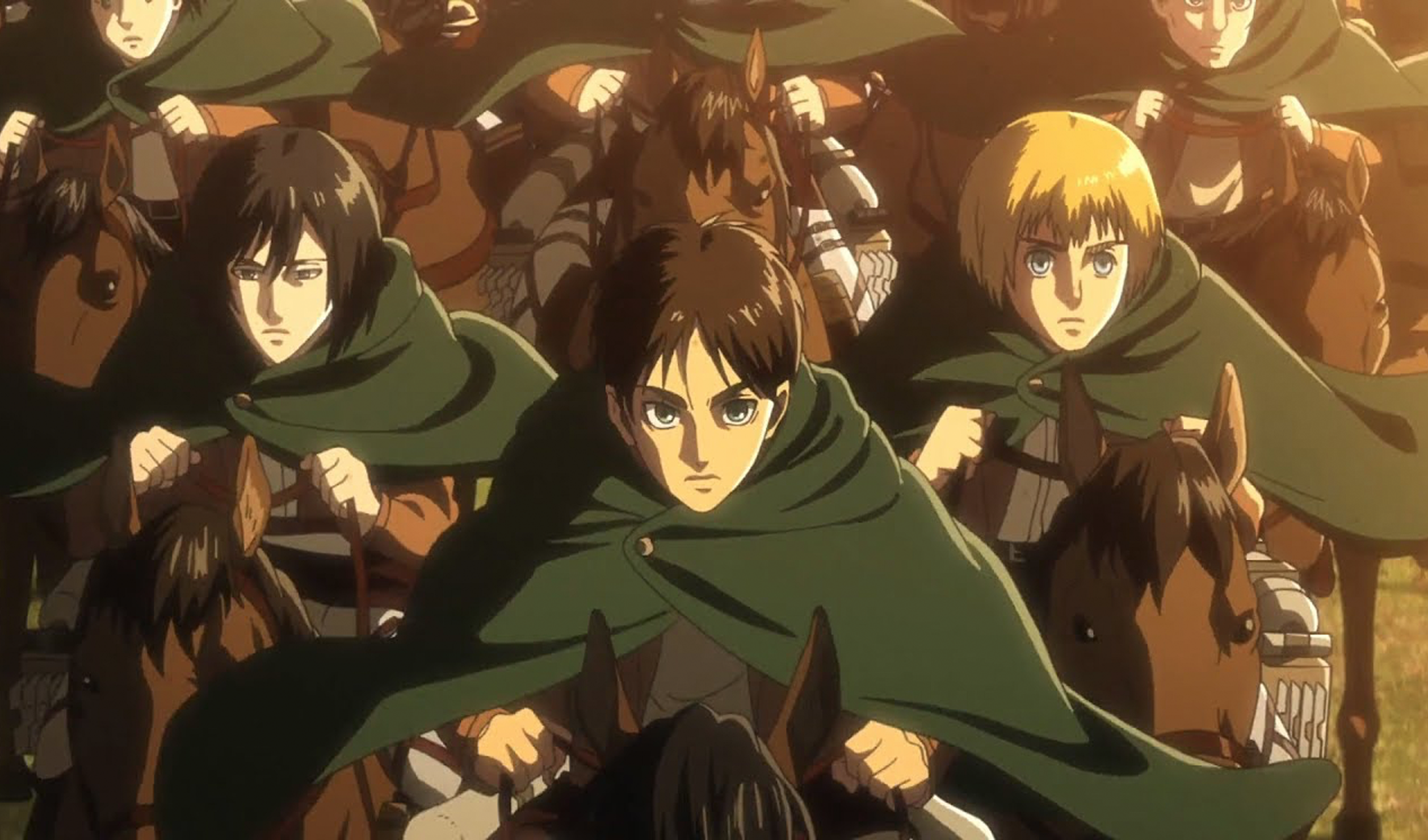 Attack on Titan Season 3, Part 2: Everything you need to know