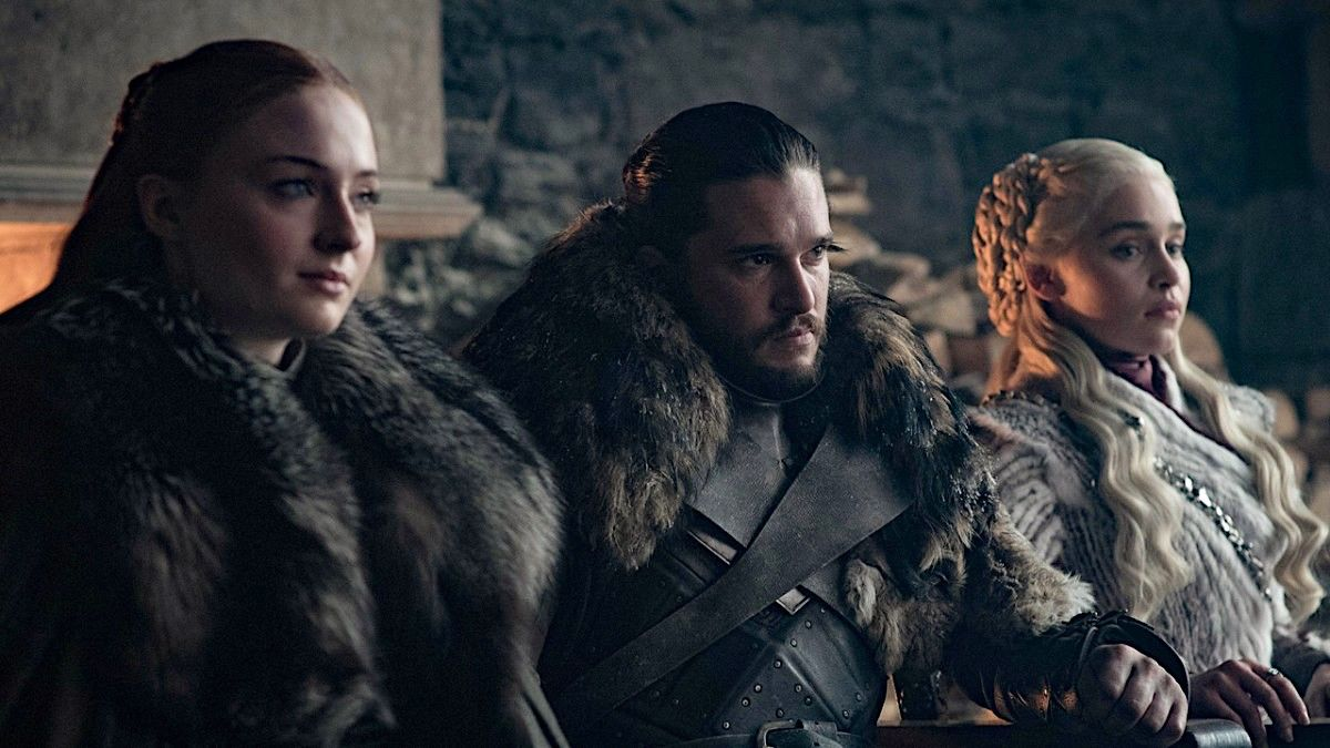 Twitter reacts to the nonchalant return of a fan-favorite Game of Thrones character
