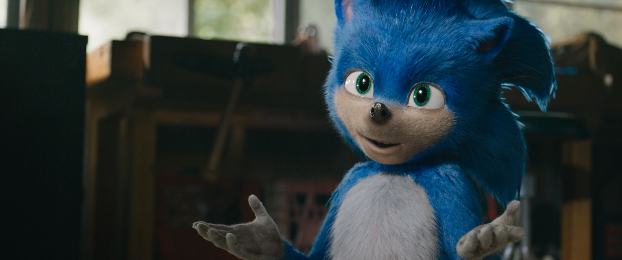 That Horrible Original Sonic The Hedgehog Design Is Haunting Children S Toys